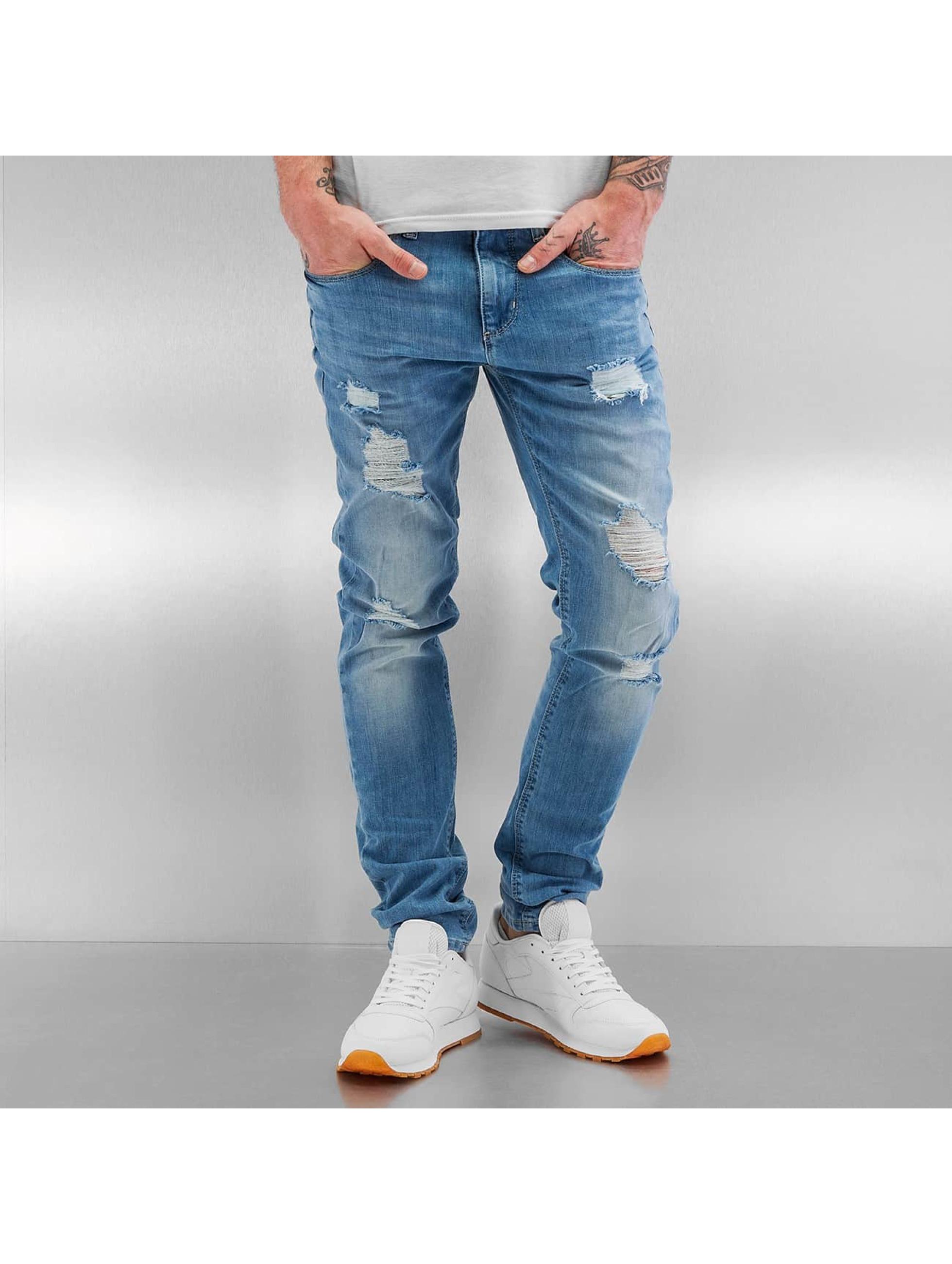 SHINE Original Walker bleu Jean skinny homme