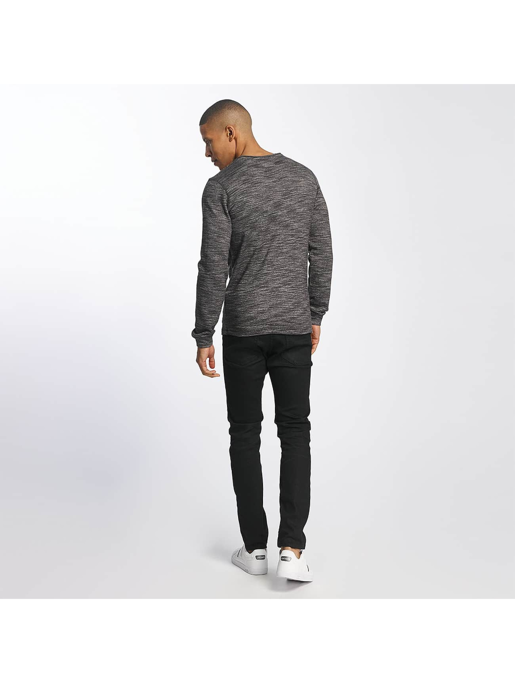 SHINE Original Jumper Malcom Pocket Inside Out grey