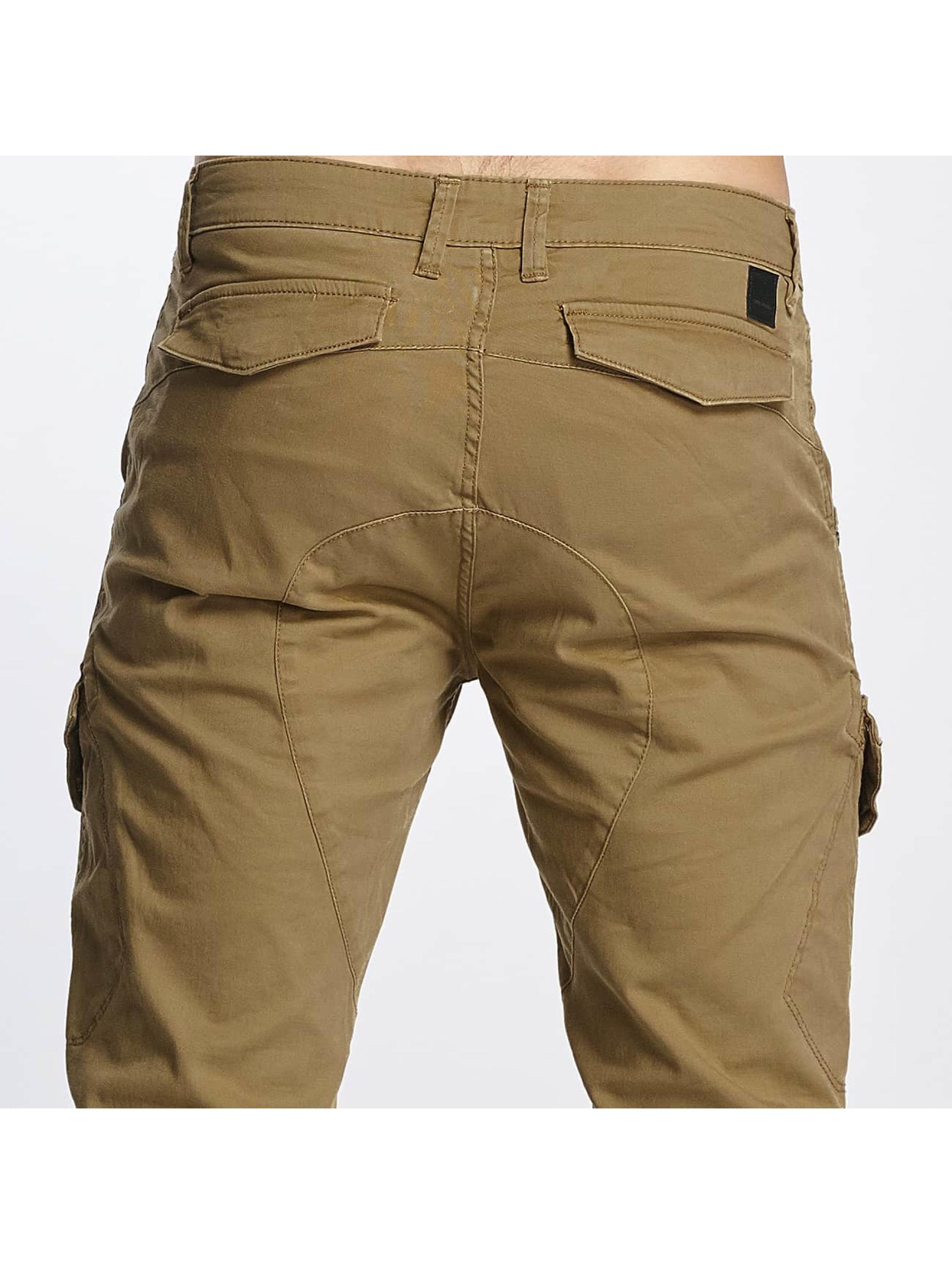 SHINE Original Pantalon cargo Slim beige