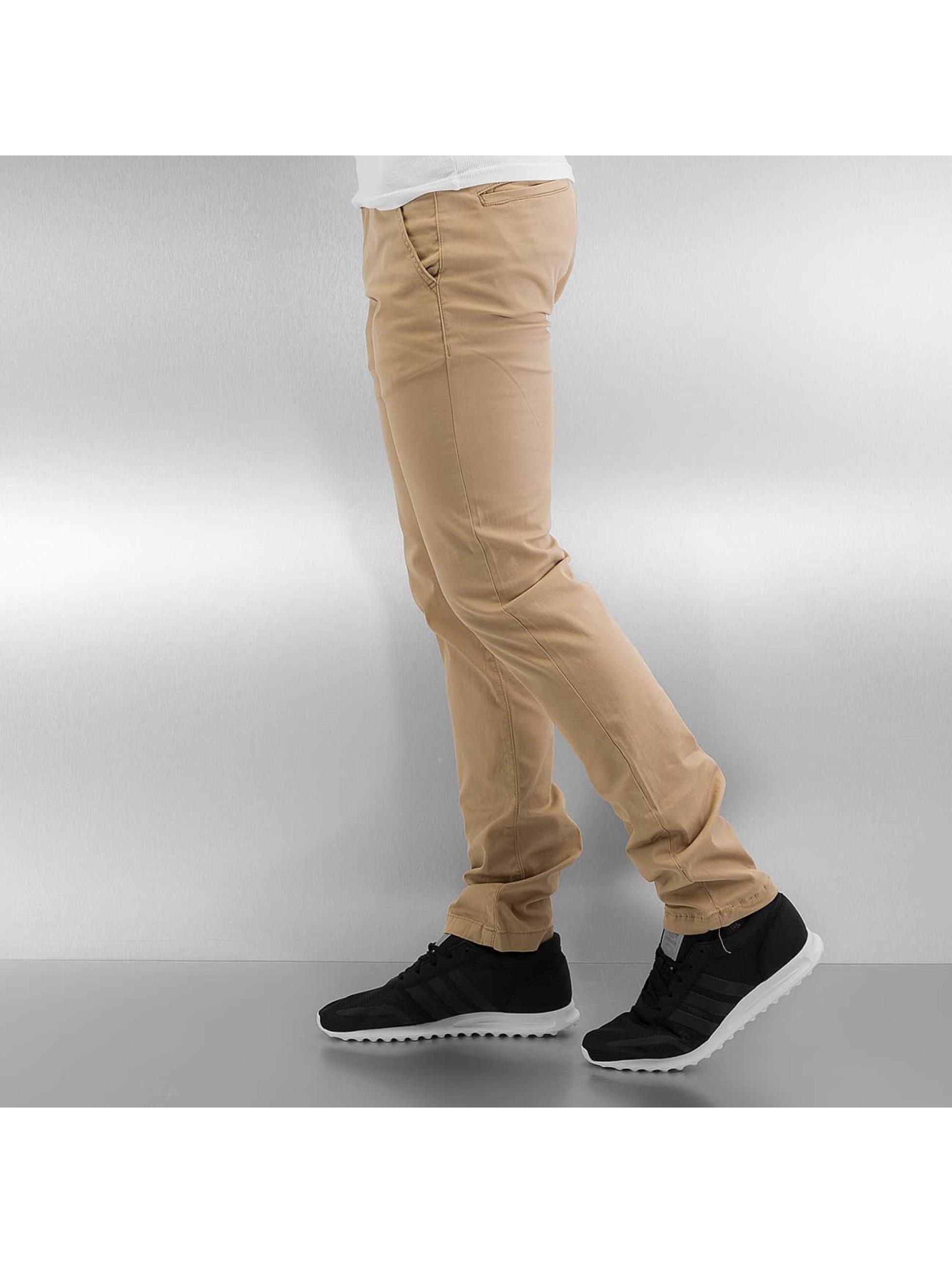 SHINE Original Pantalon chino Stretch beige