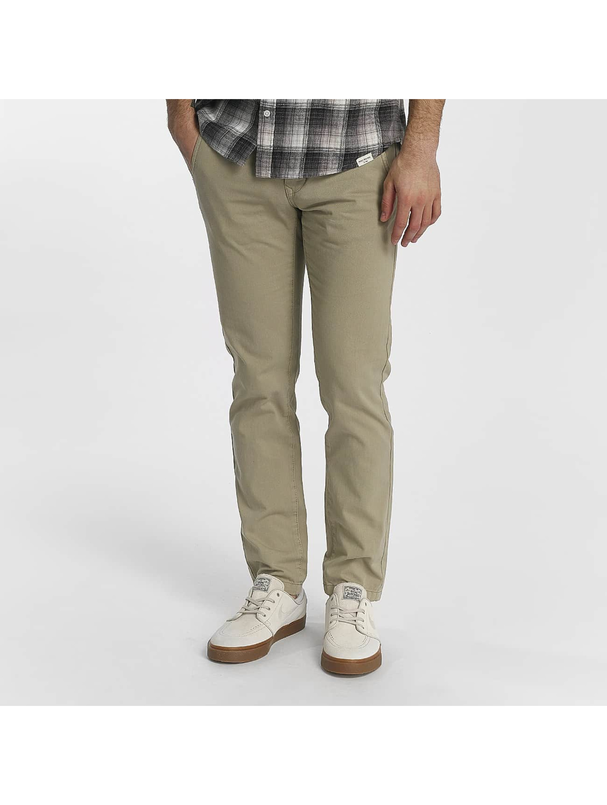 SHINE Original Pantalon chino Abdul beige