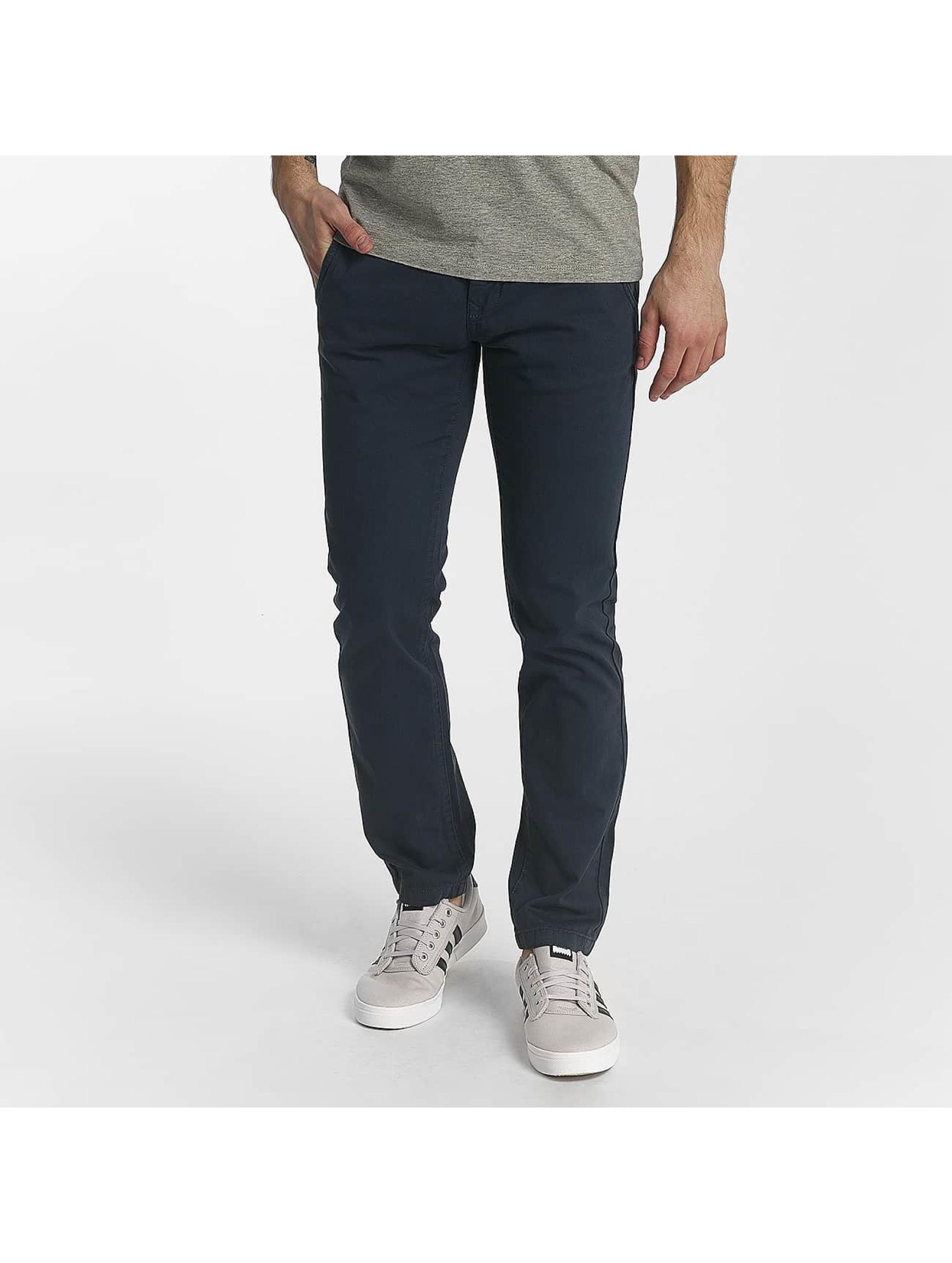 SHINE Original Pantalon chino Abdul bleu