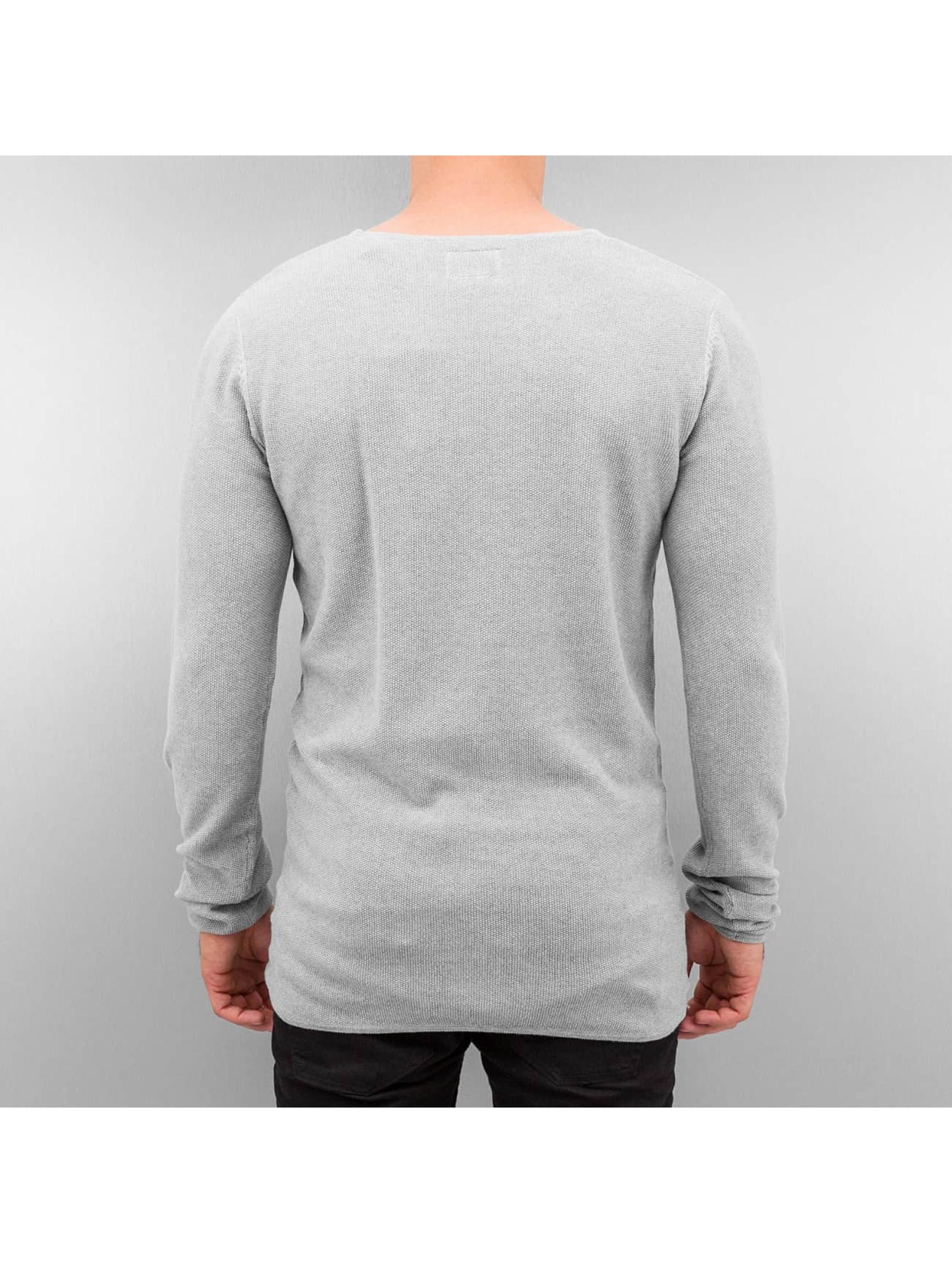 SHINE Original Pullover Pearl grau