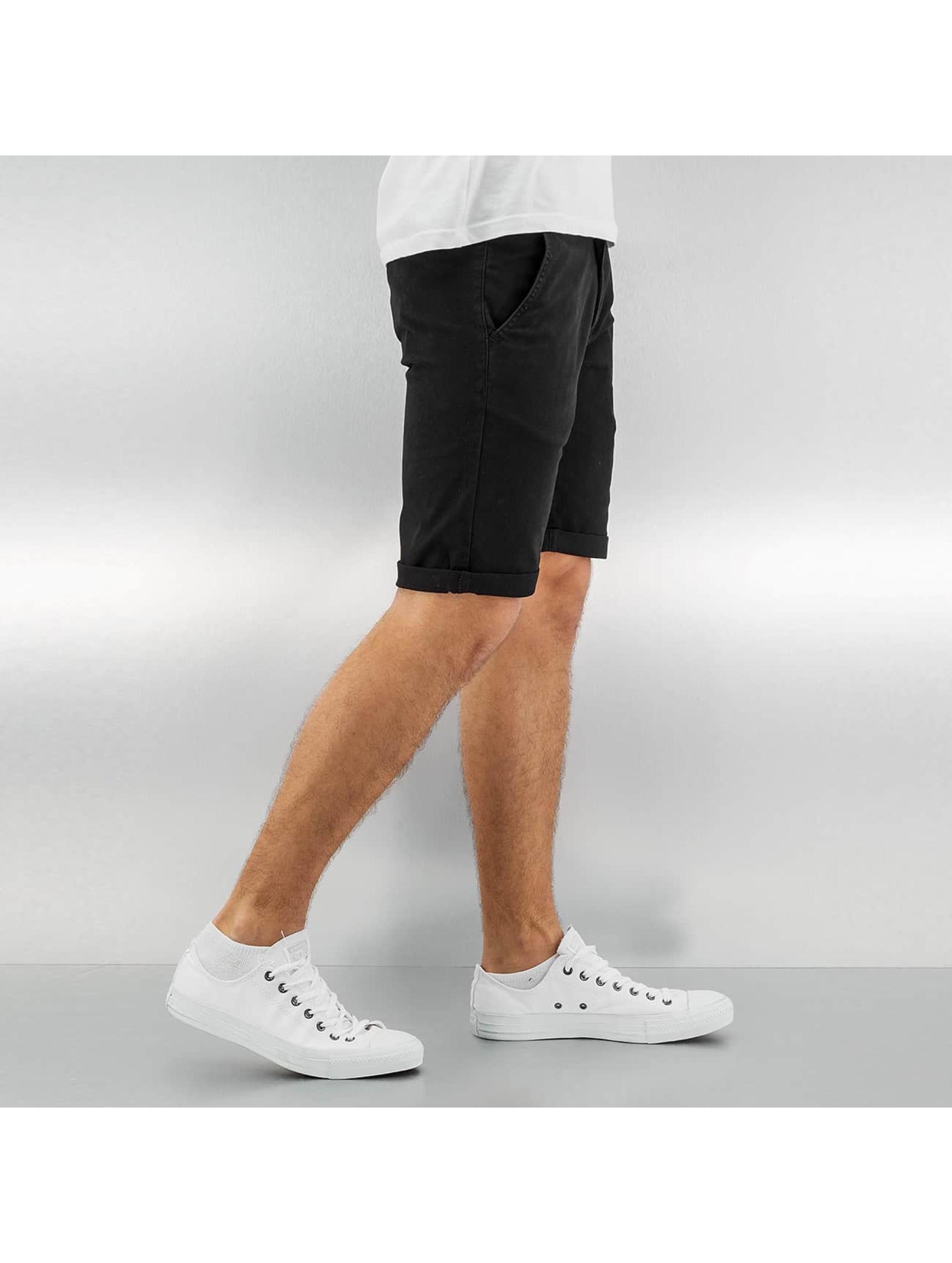 SHINE Original Shorts Stretch Chino schwarz
