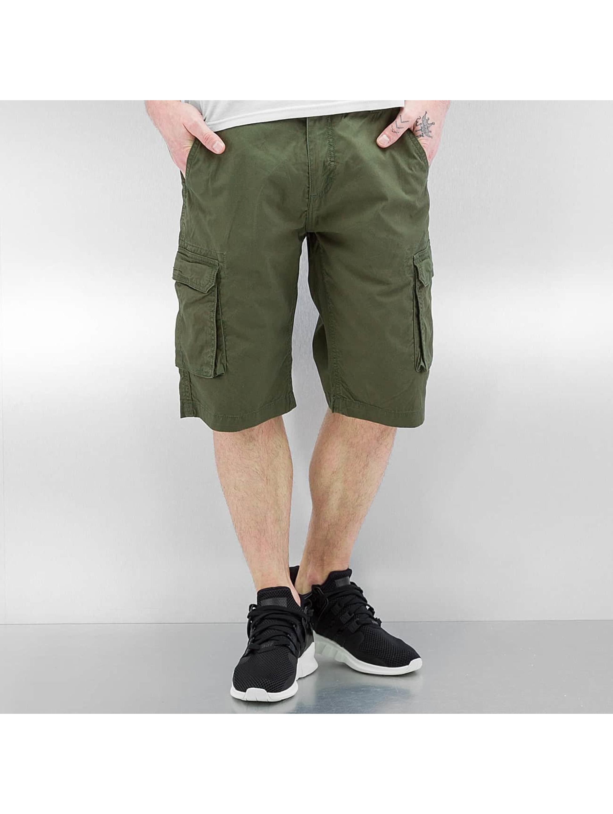 SHINE Original Pantalon / Shorts Xangang en vert