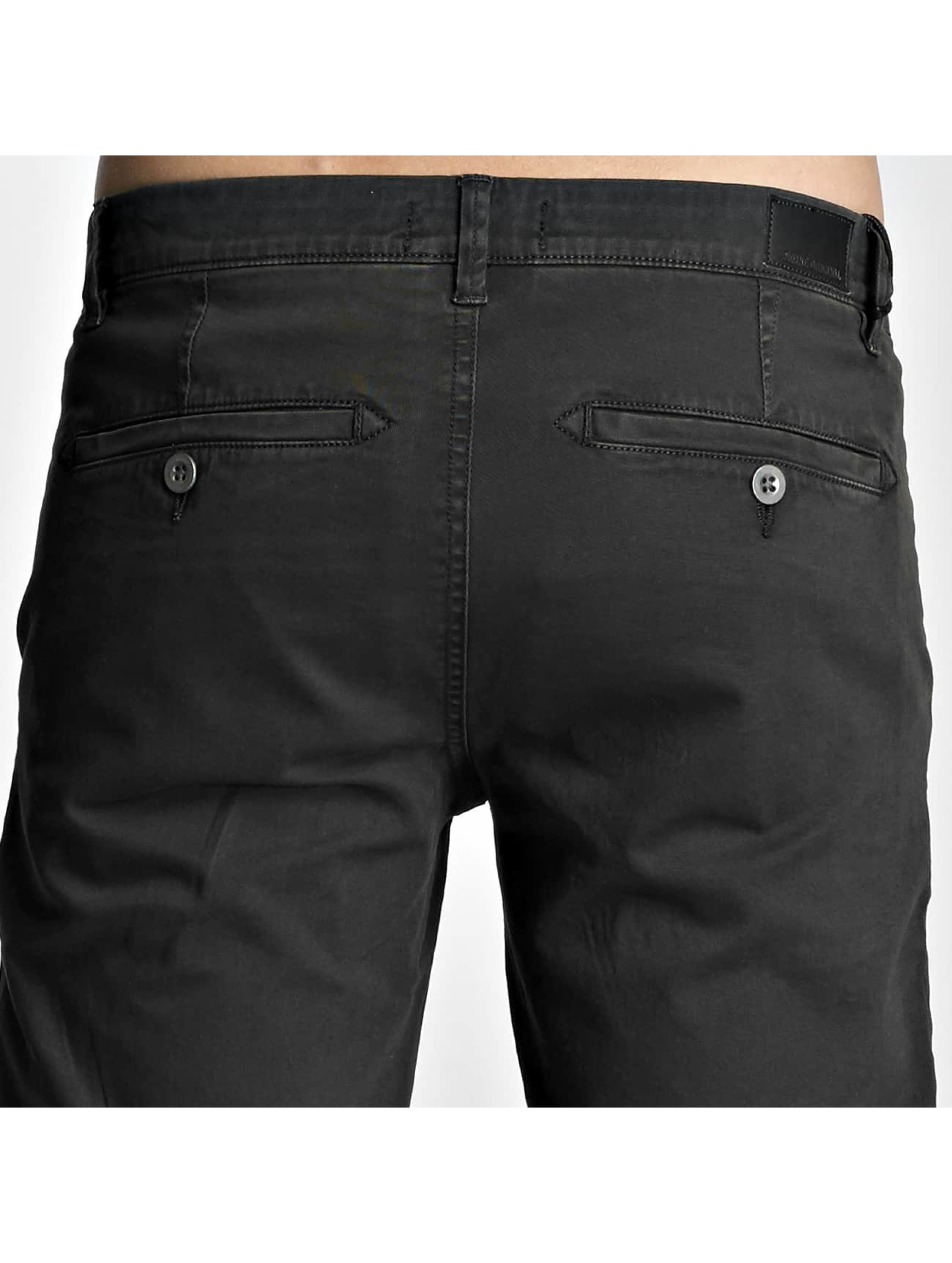 SHINE Original Shortsit Detailed Strech harmaa