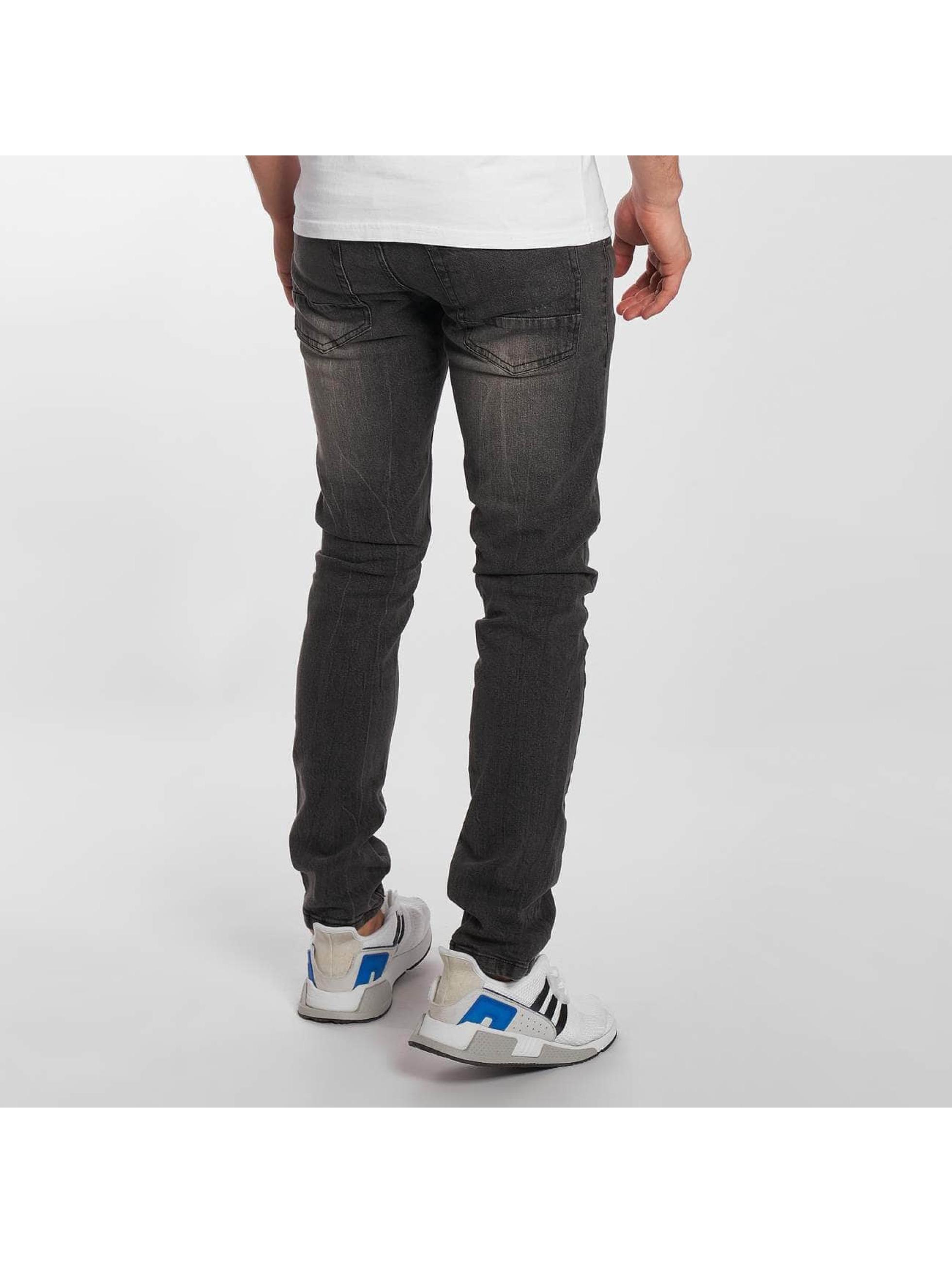 SHINE Original Skinny jeans Woody grijs