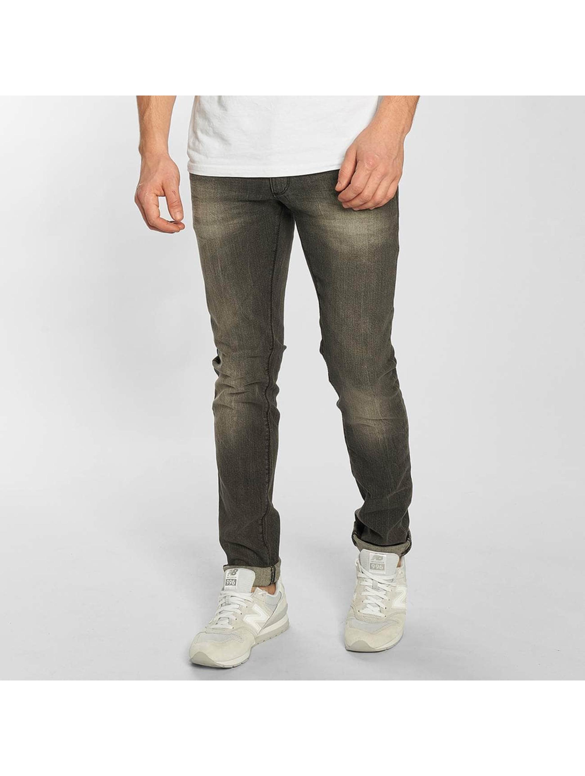 SHINE Original Skinny Jeans Woody schwarz