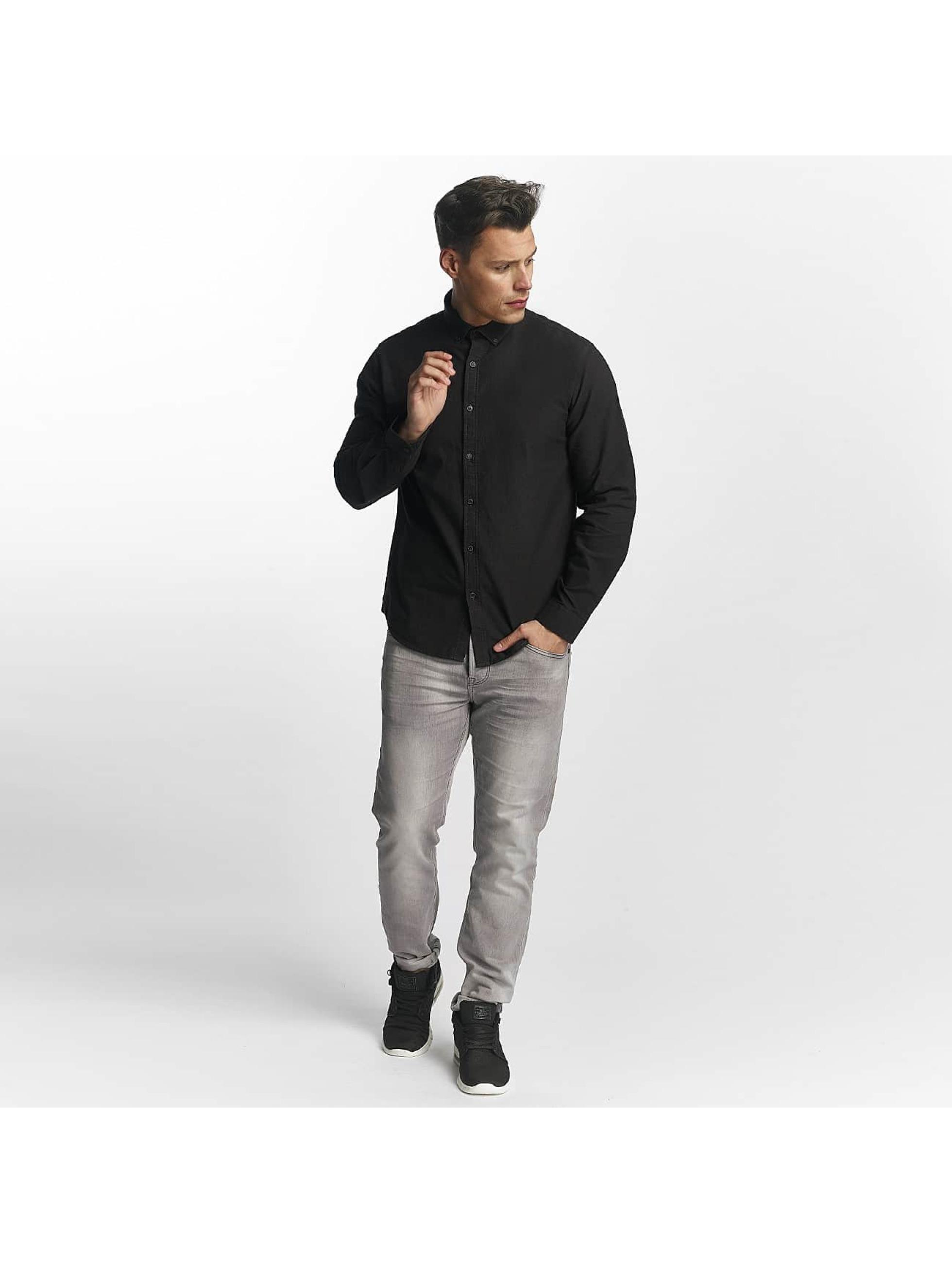 SHINE Original Skjorter Oxford svart