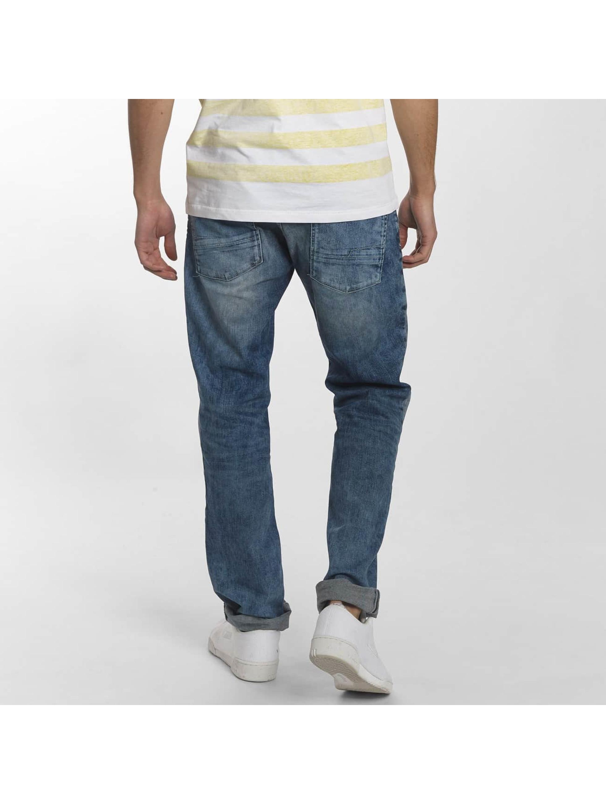 SHINE Original Straight Fit farkut Regular sininen