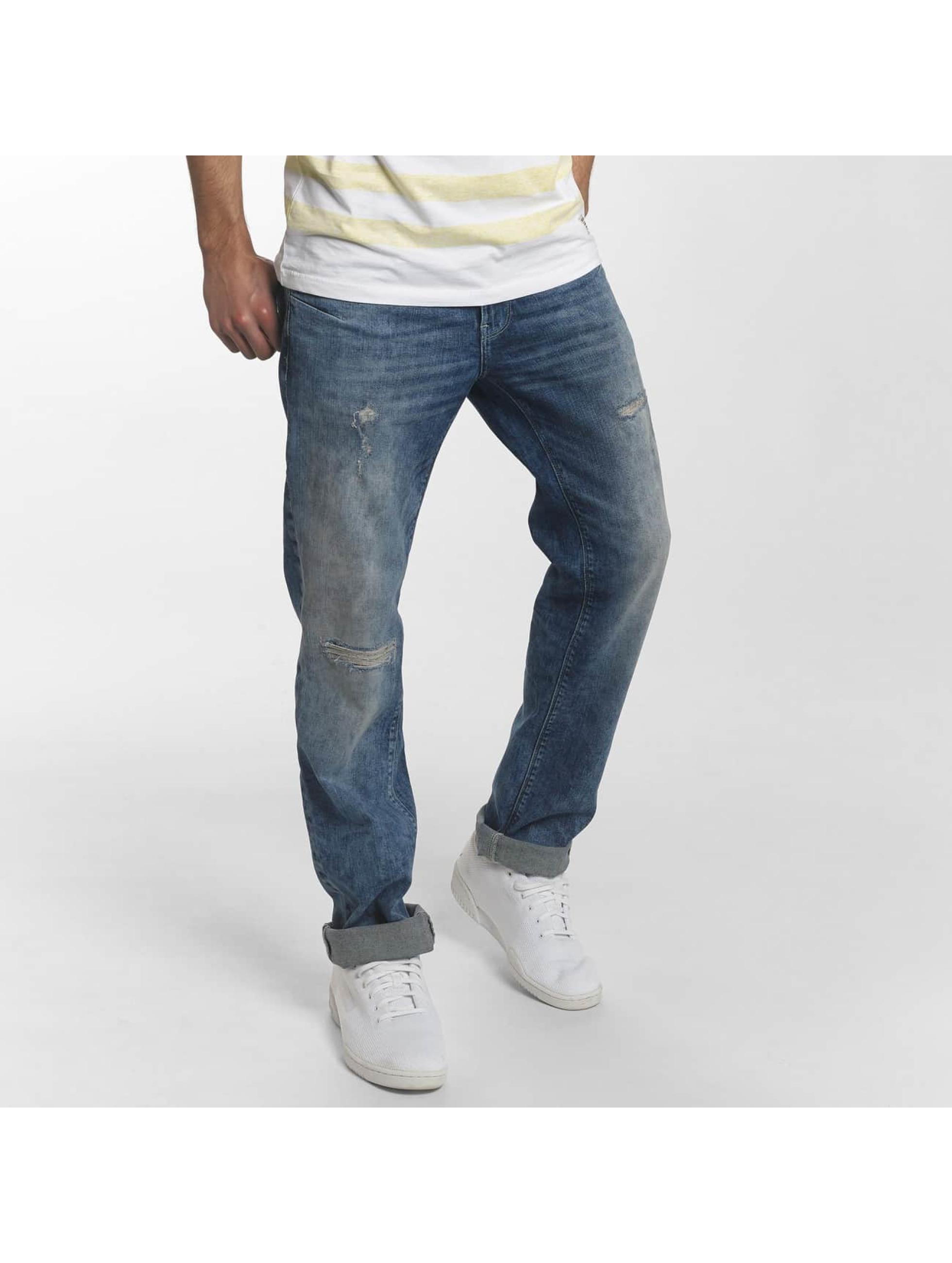 SHINE Original Straight Fit Jeans Regular blå