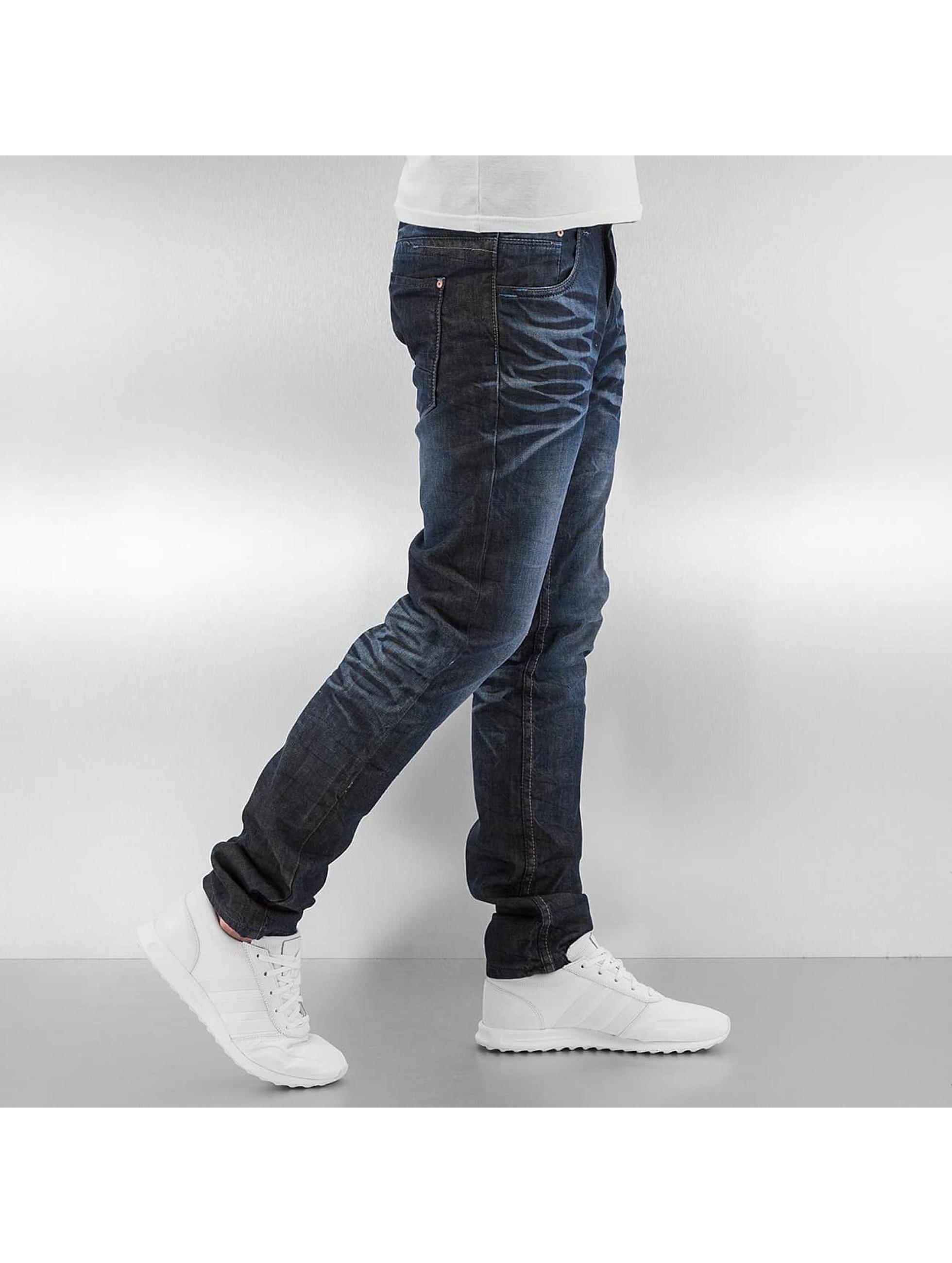SHINE Original Straight fit jeans Michael blauw