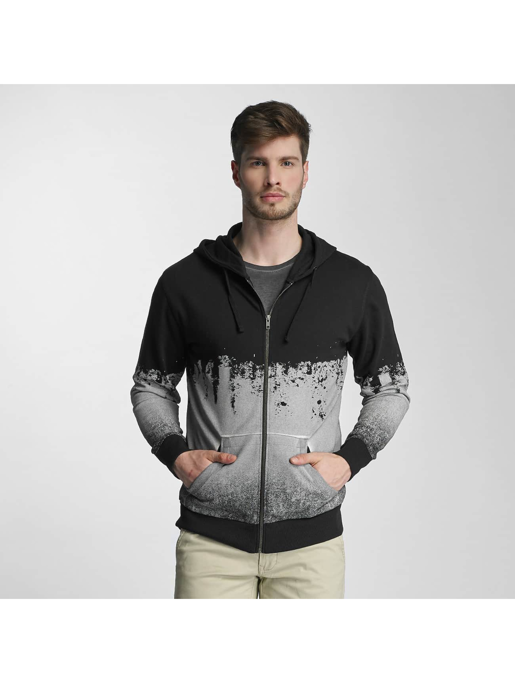 SHINE Original Sweat capuche zippé Ed gris