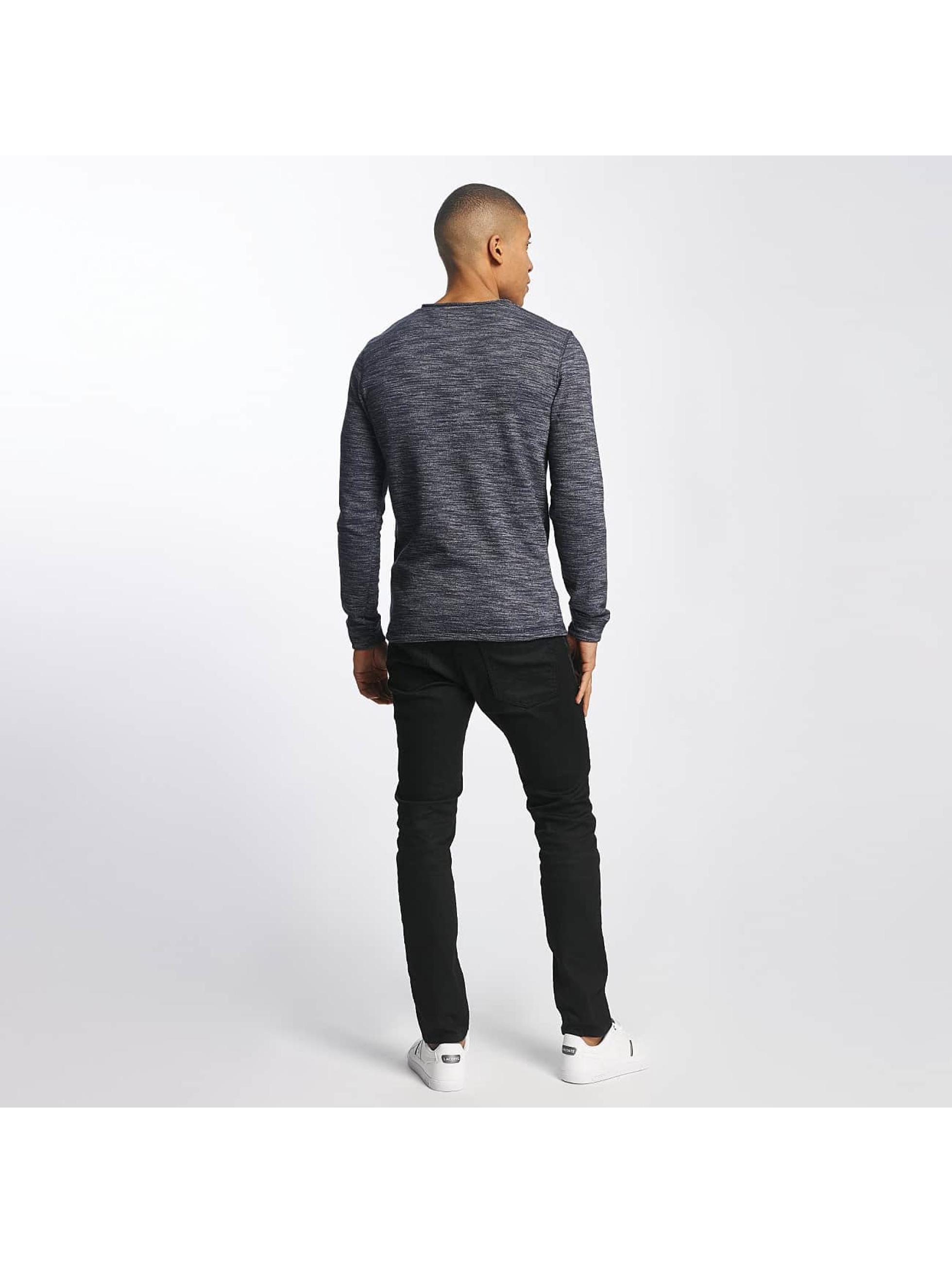 SHINE Original Swetry Malcom Pocket Inside Out niebieski