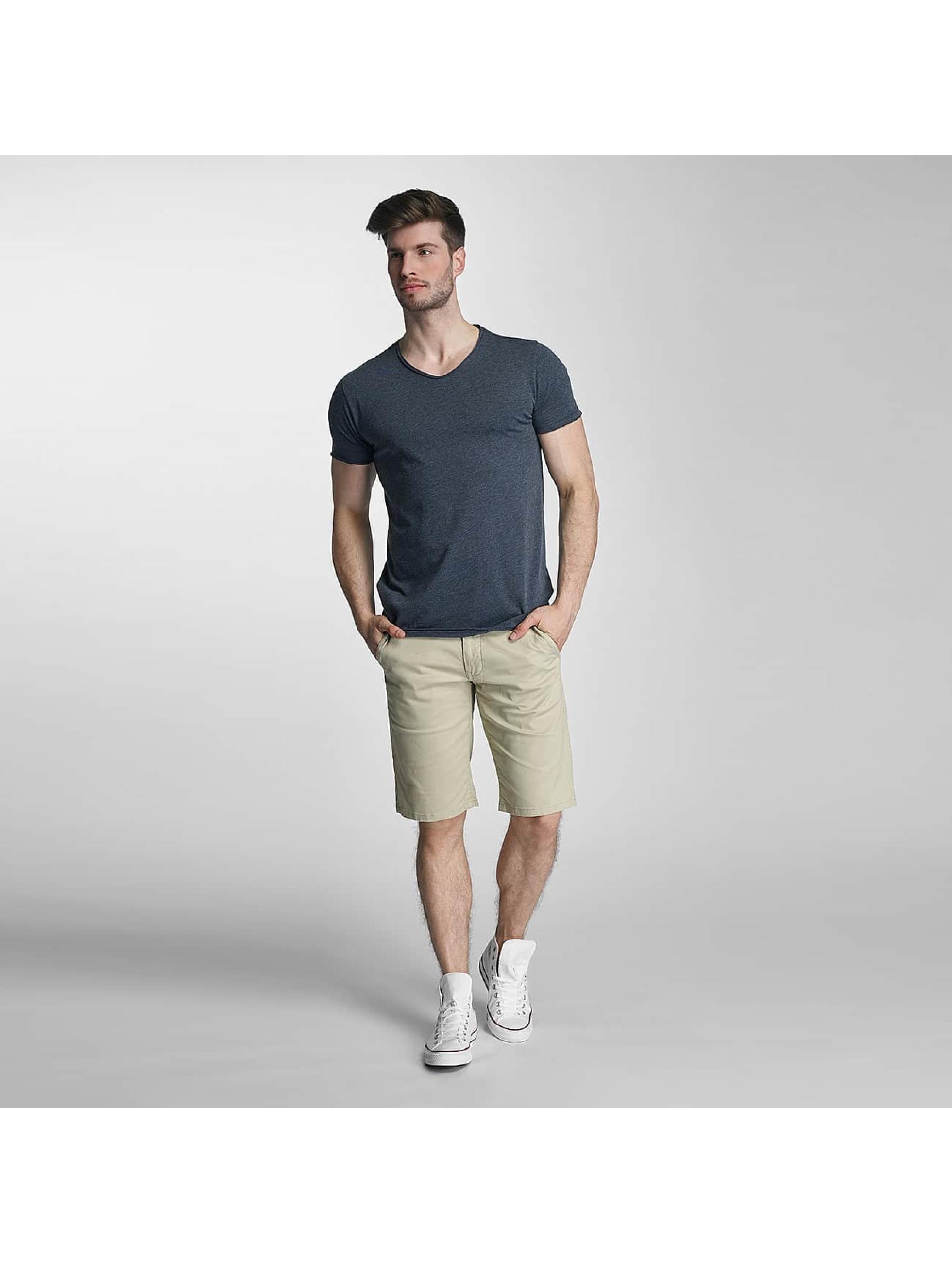 SHINE Original T-Shirt Mélange bleu