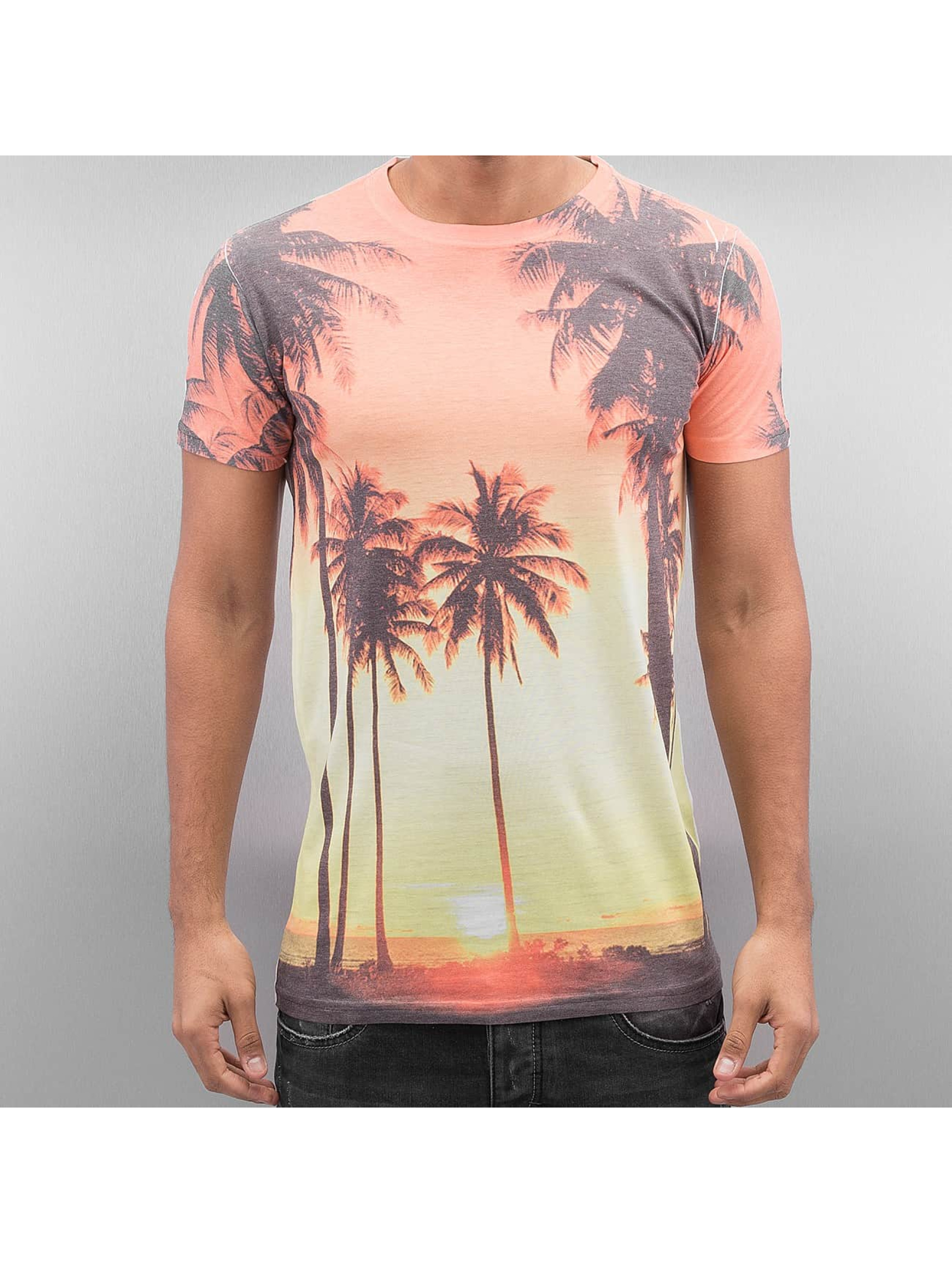 T-Shirt Palms in bunt