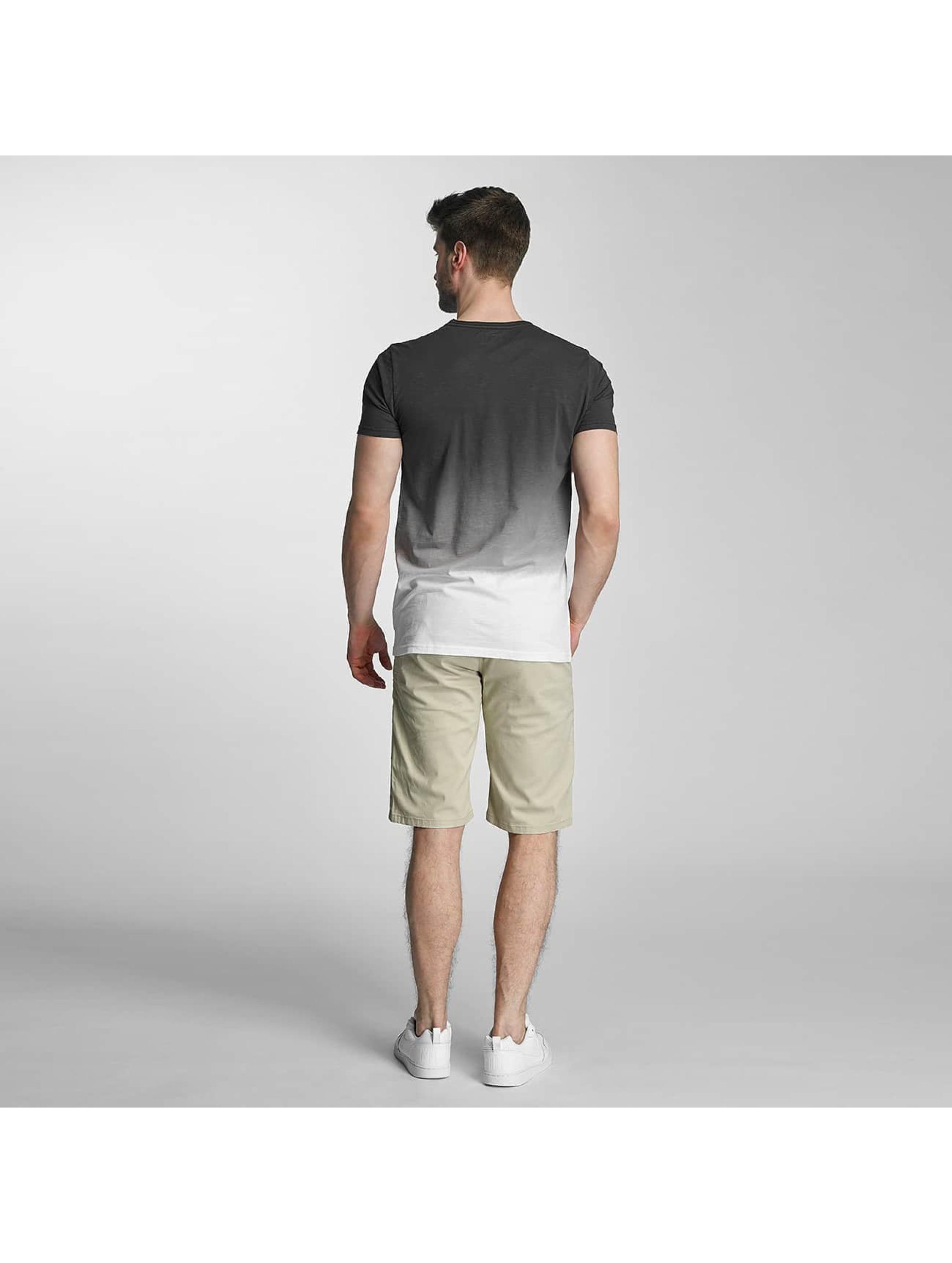 SHINE Original T-Shirt Dip Dyed grey