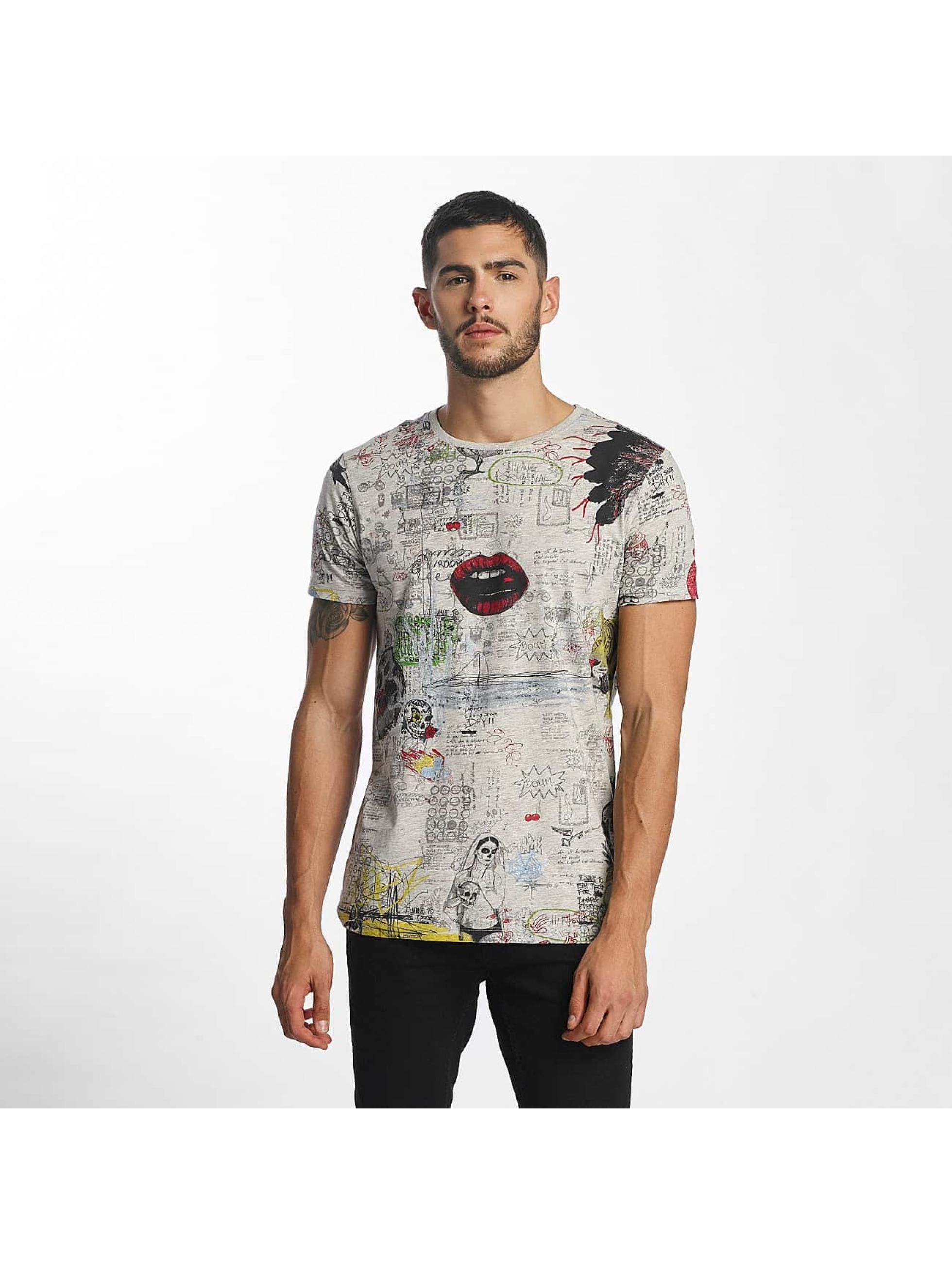 SHINE Original T-Shirt Capsule AOP grey