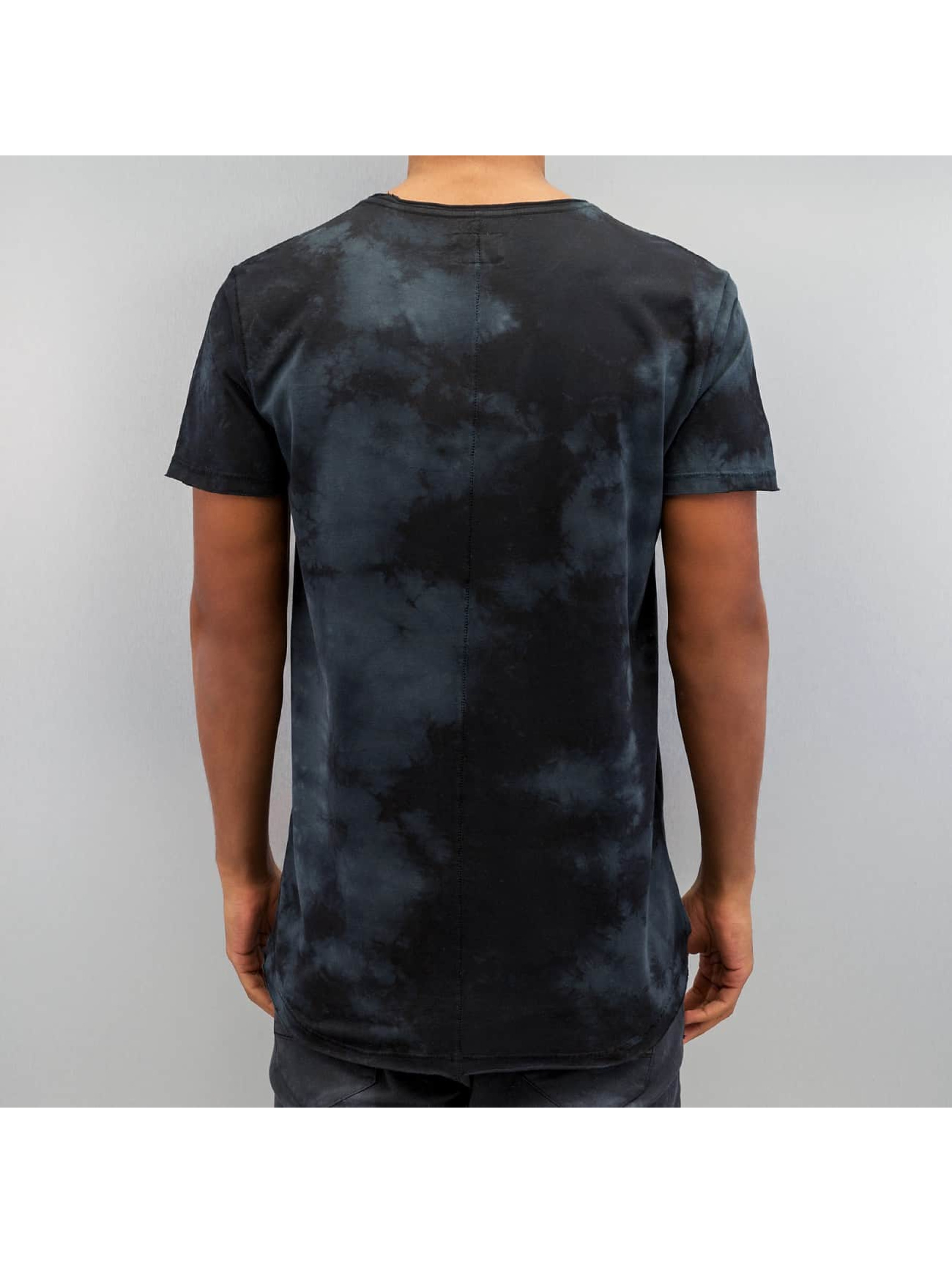 SHINE Original t-shirt Acid Washed grijs