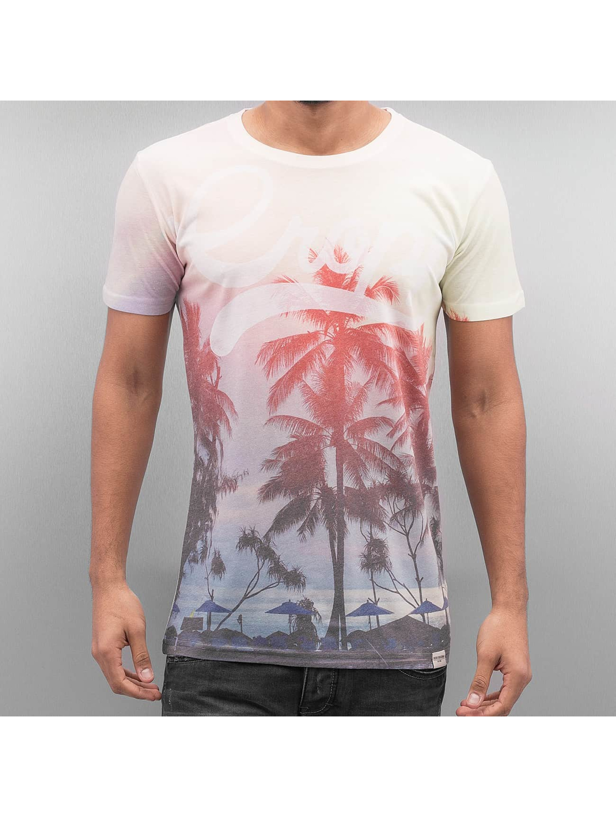 SHINE Original Haut / T-Shirt Palms en multicolore