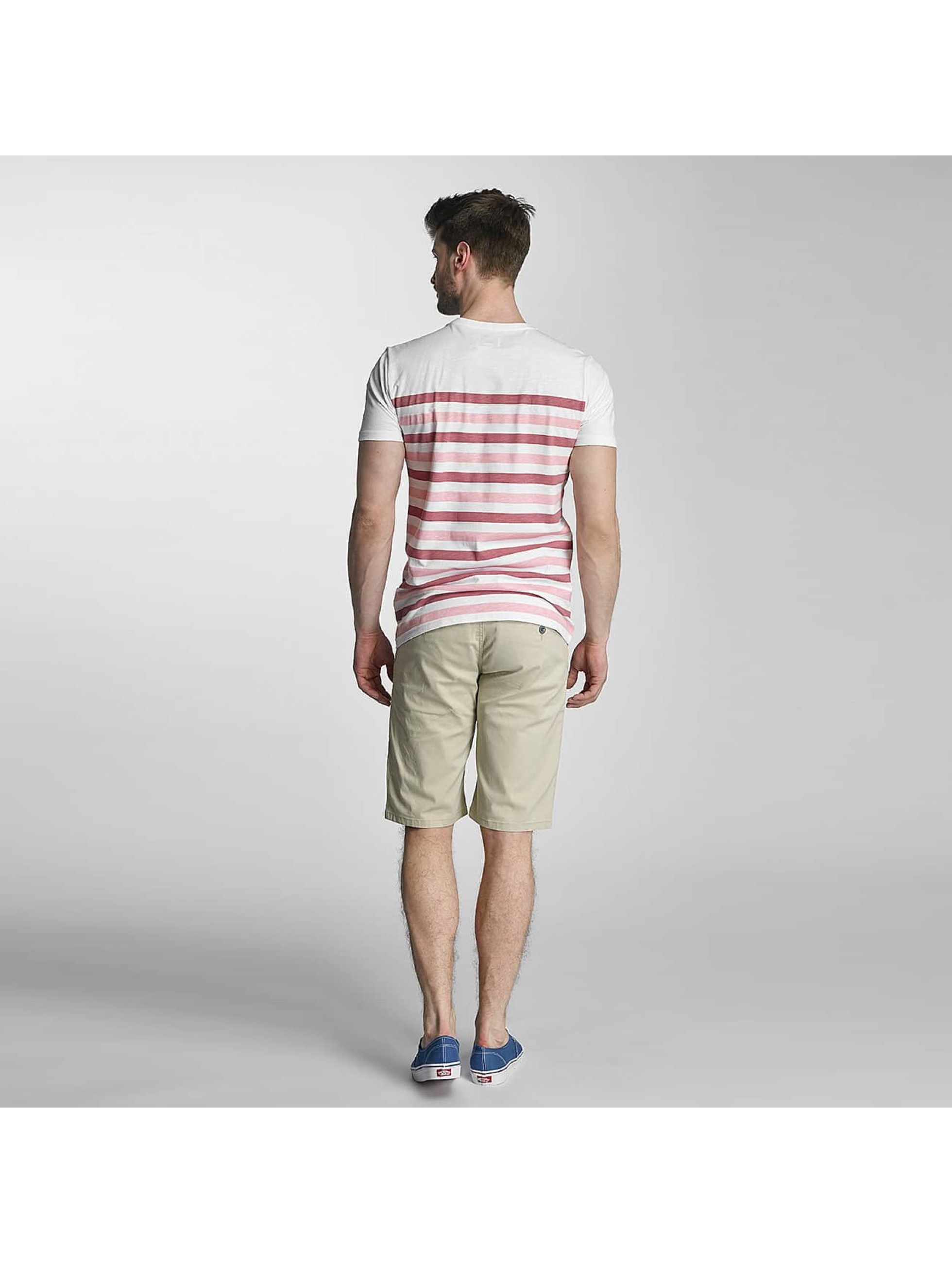 SHINE Original T-shirt Striped rosa chiaro