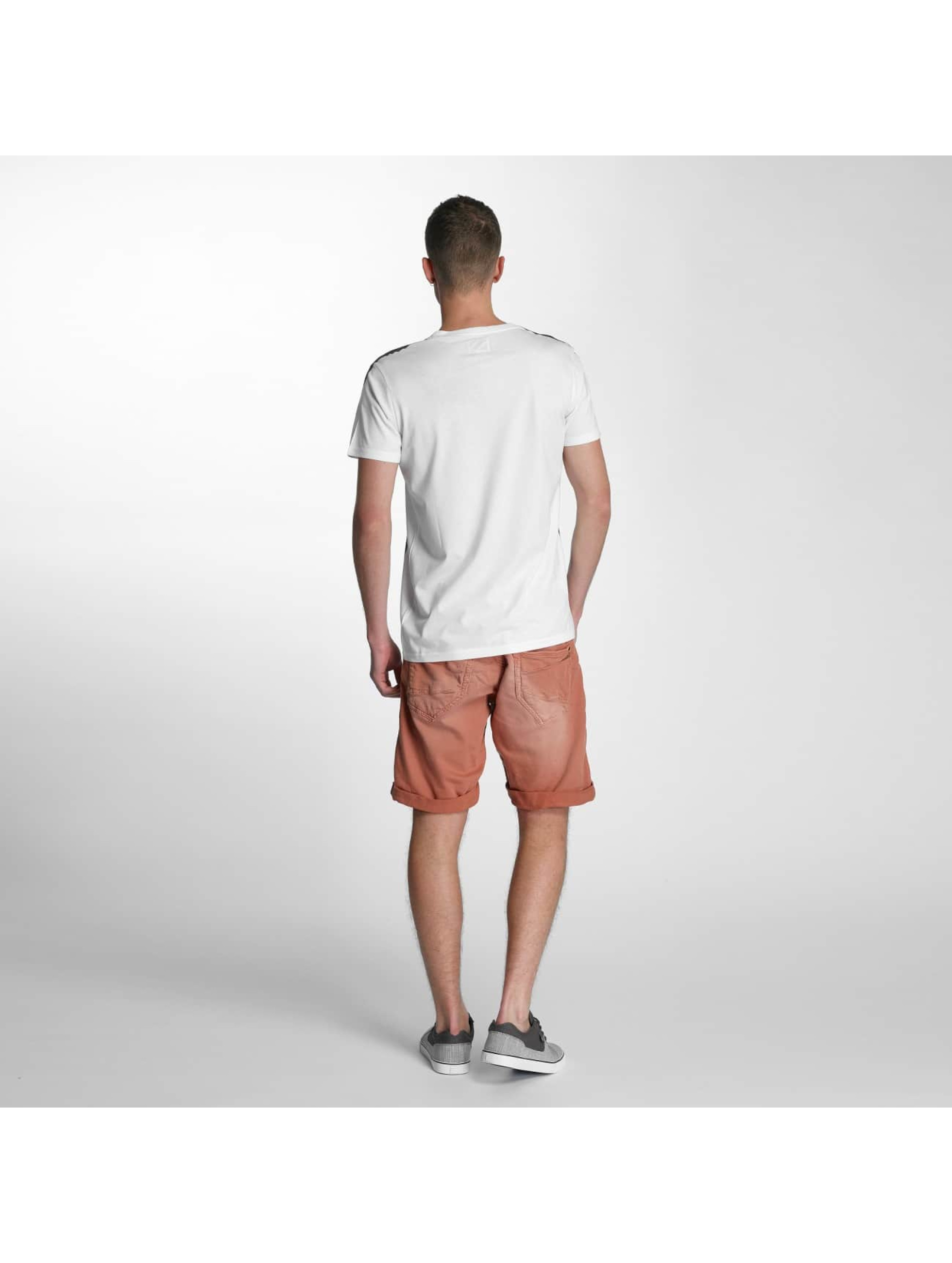 SHINE Original T-Shirt Print Oversize weiß