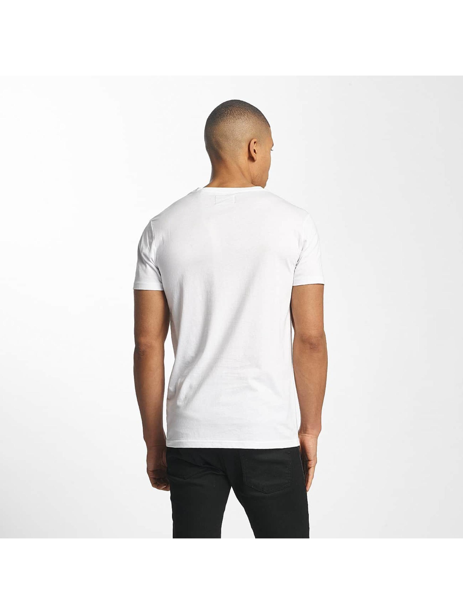 SHINE Original T-Shirt August Graphic weiß
