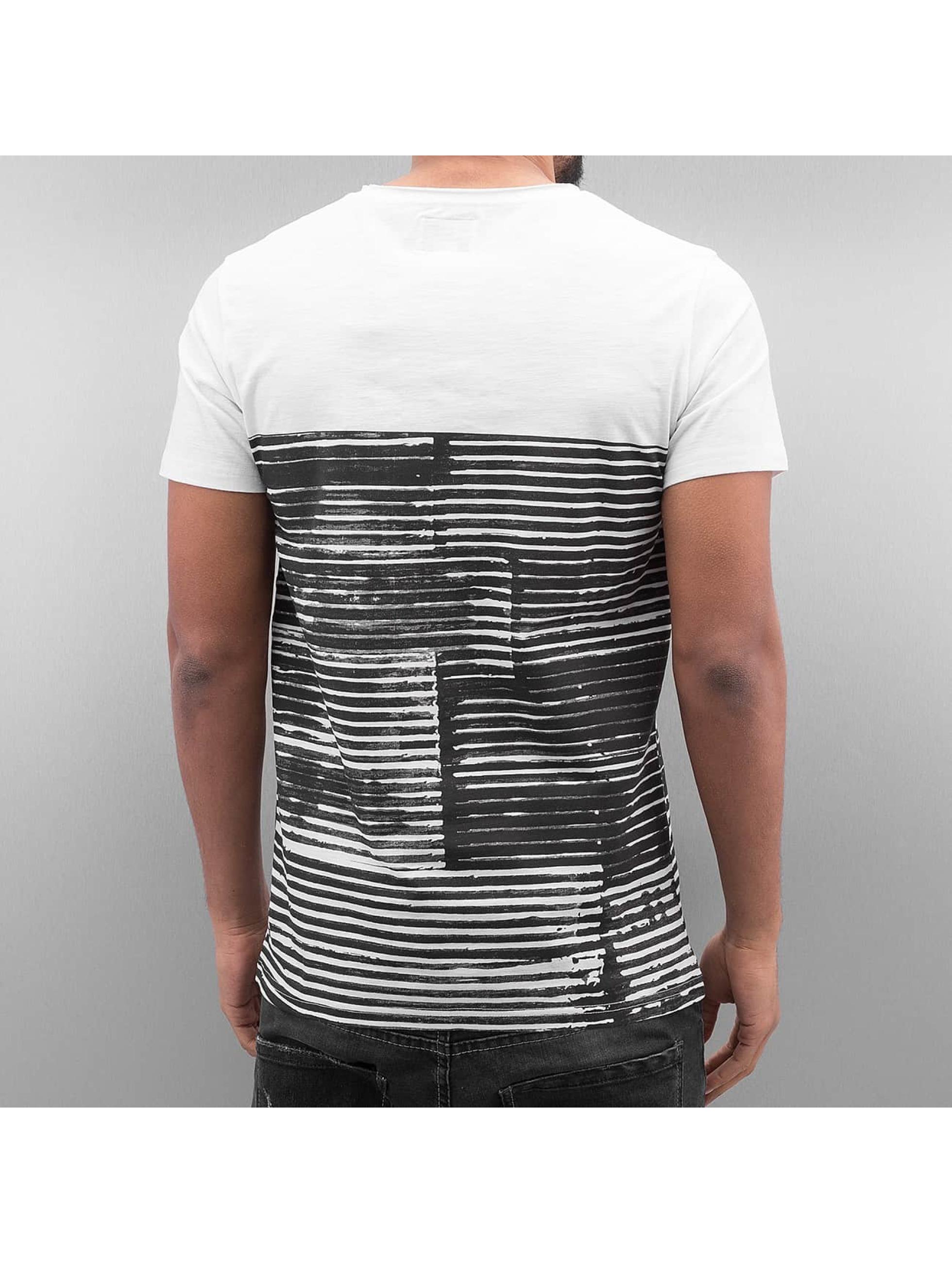SHINE Original T-Shirt Stripes white