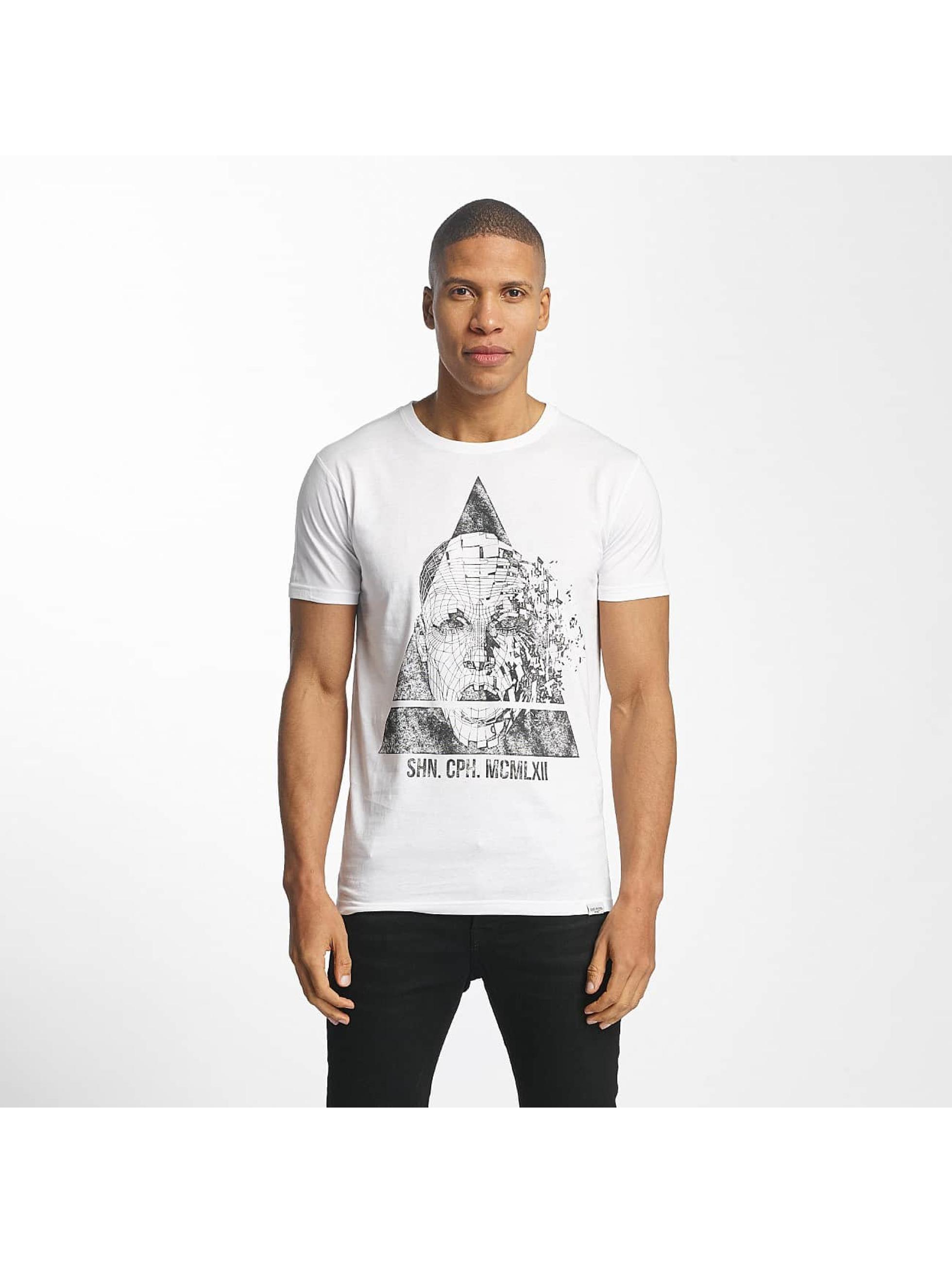 SHINE Original T-Shirt August Graphic white