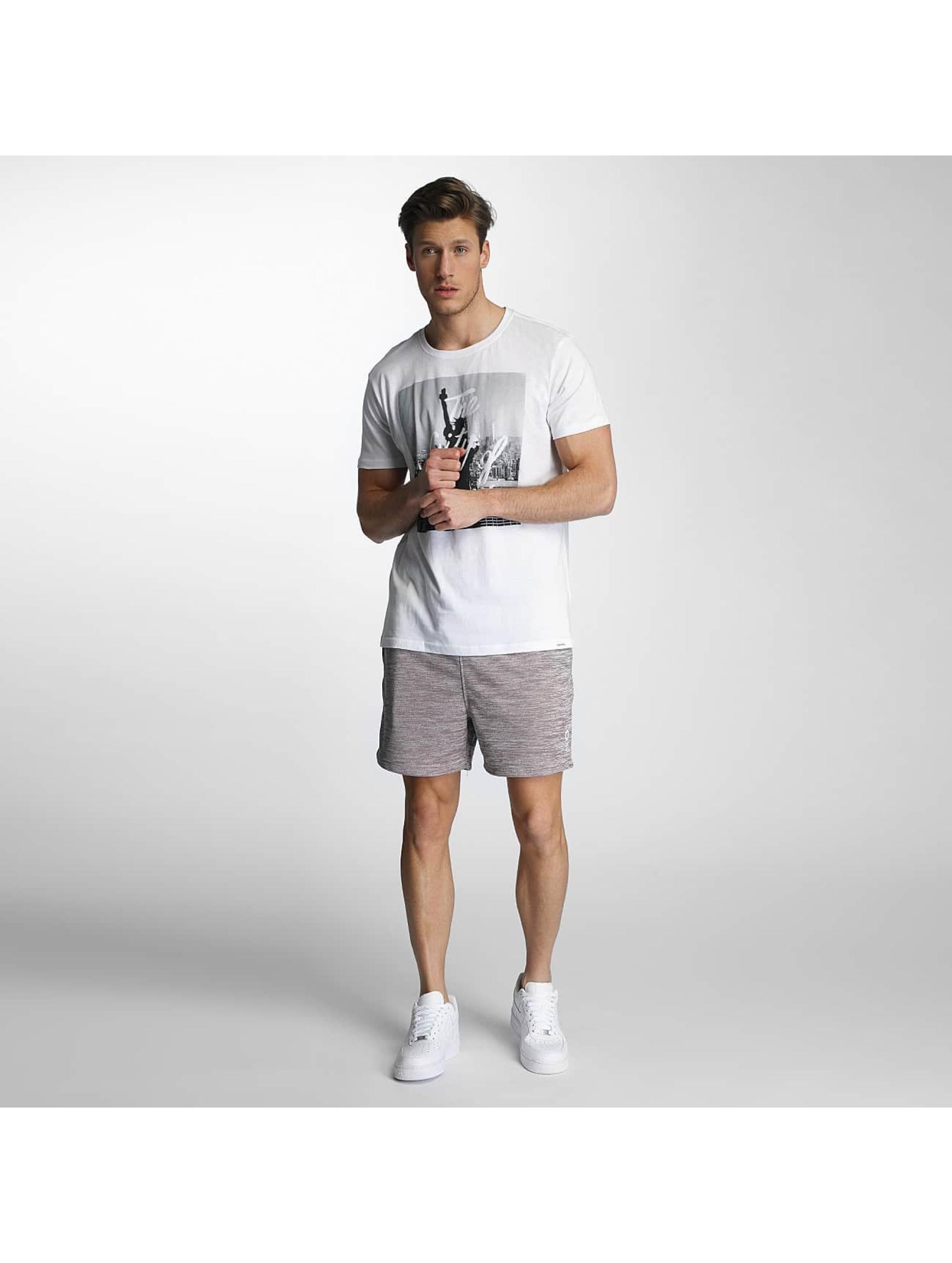 SHINE Original t-shirt City Lane wit