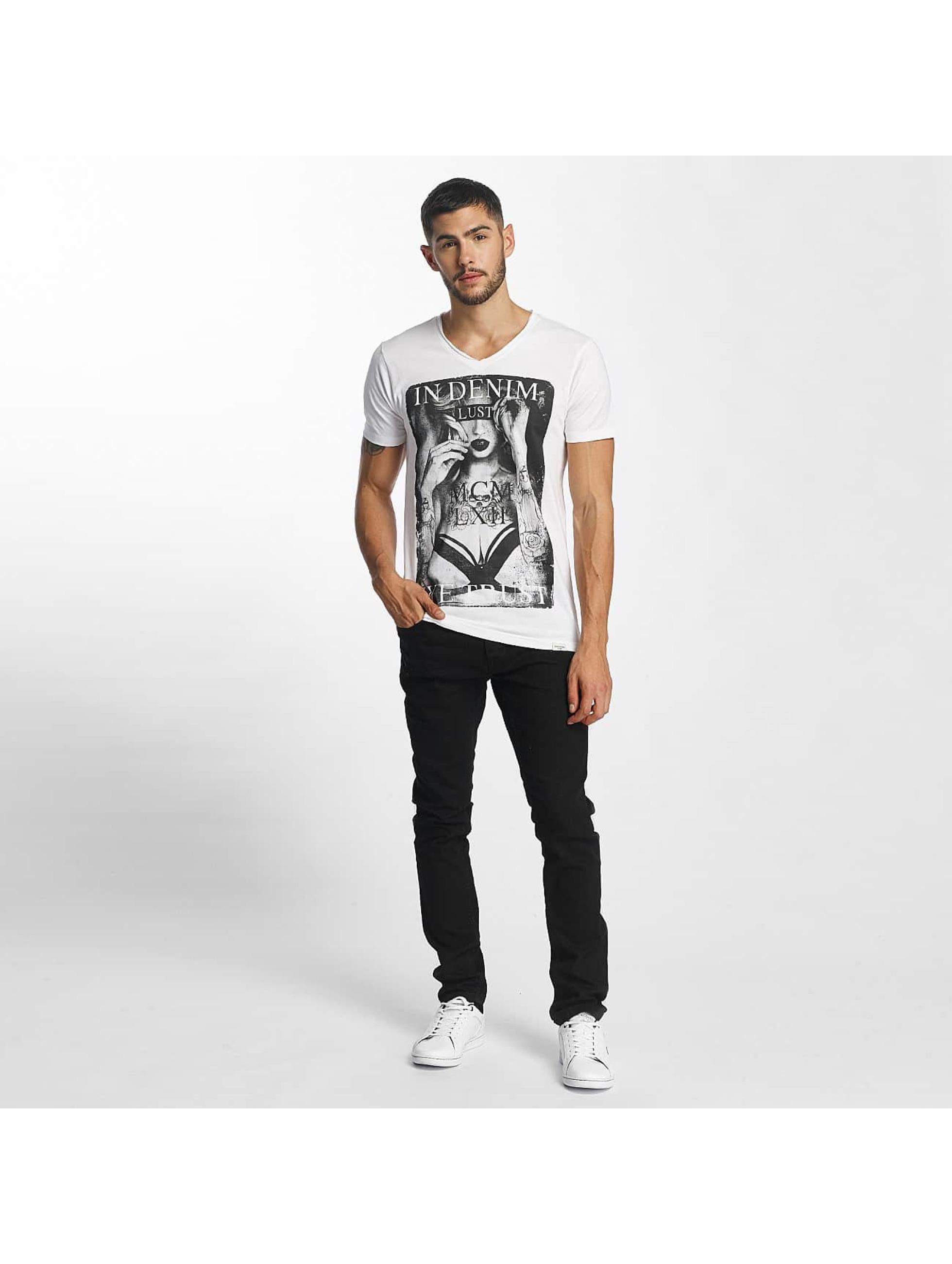 SHINE Original t-shirt Print wit