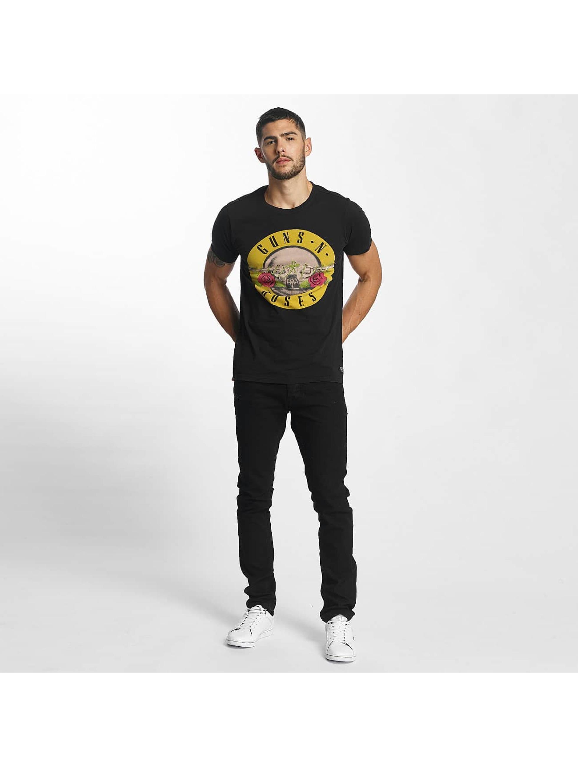SHINE Original t-shirt Guns N' Roses zwart