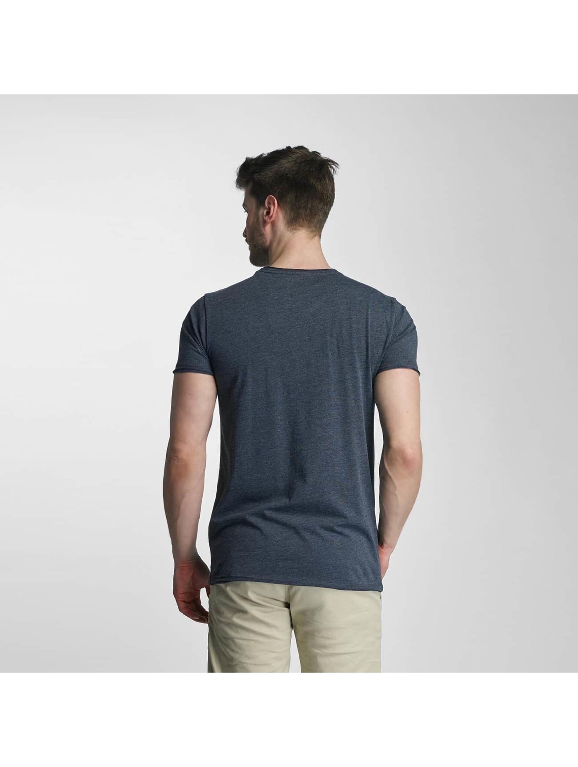 SHINE Original T-shirts Mélange blå