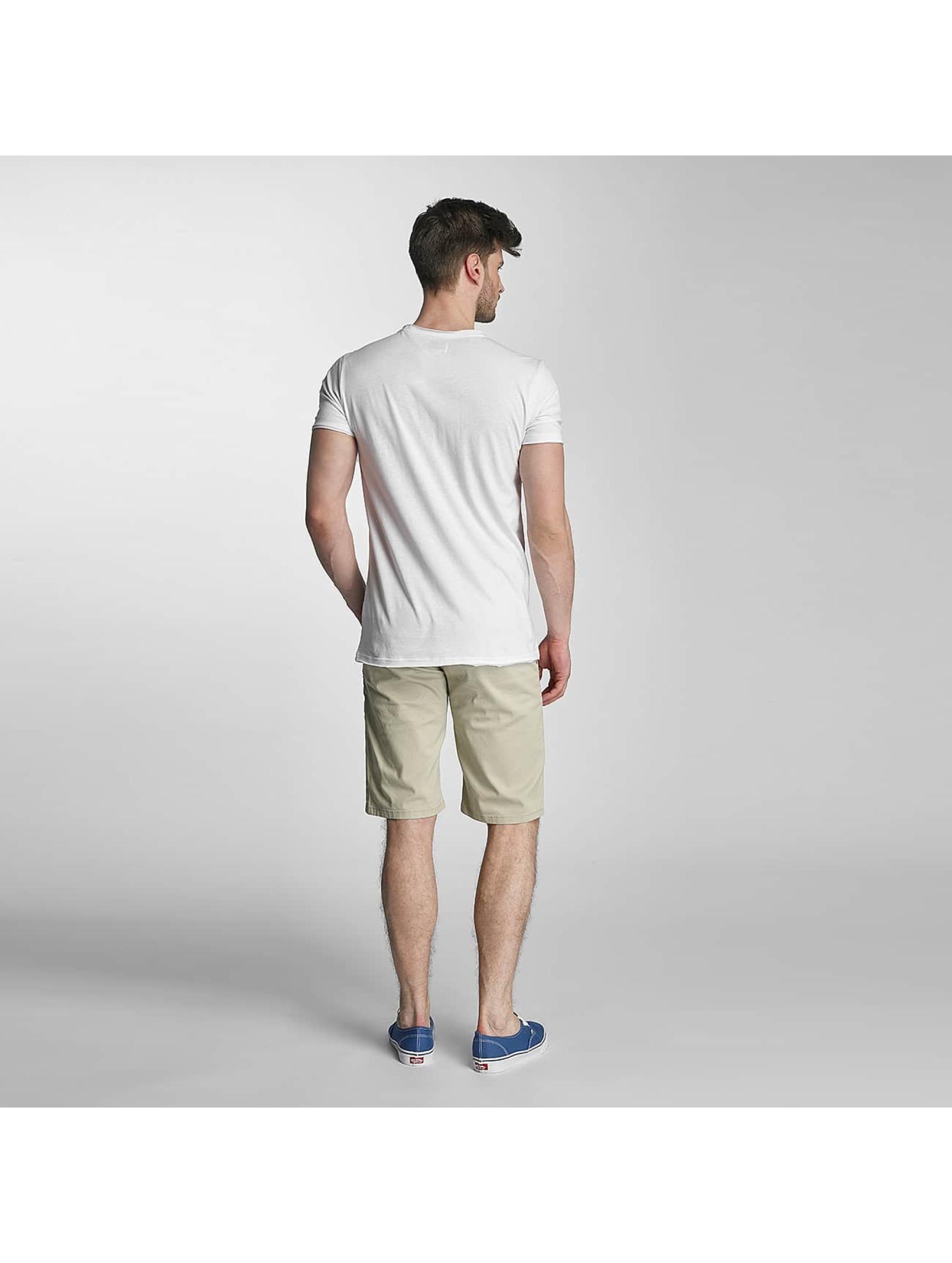 SHINE Original T-shirts Mélange hvid