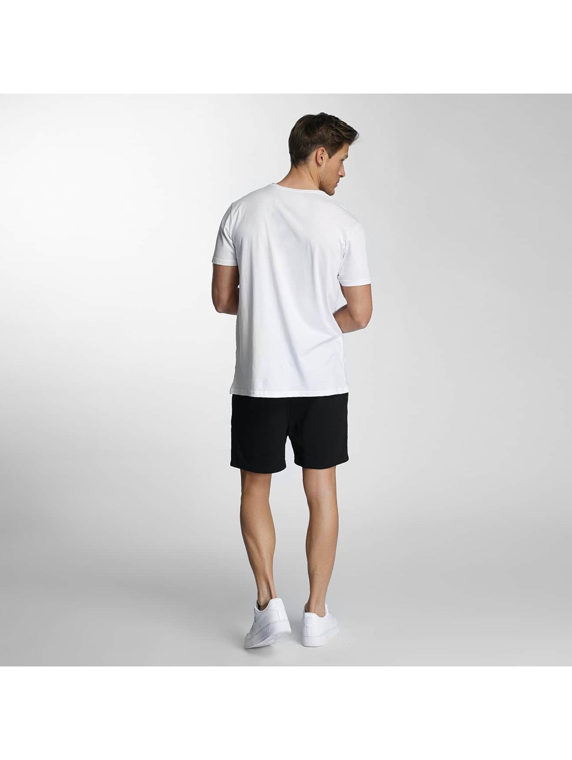 SHINE Original T-shirts Skater hvid