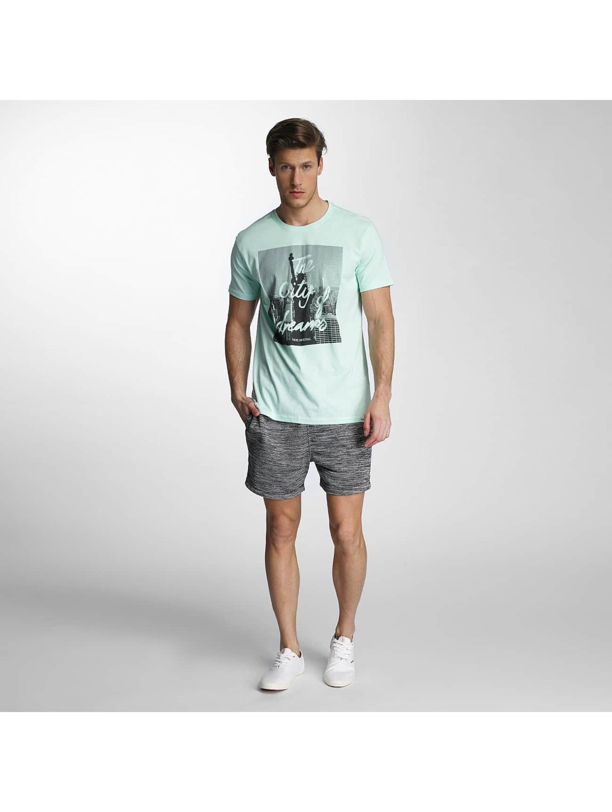 SHINE Original T-skjorter City Lane grøn