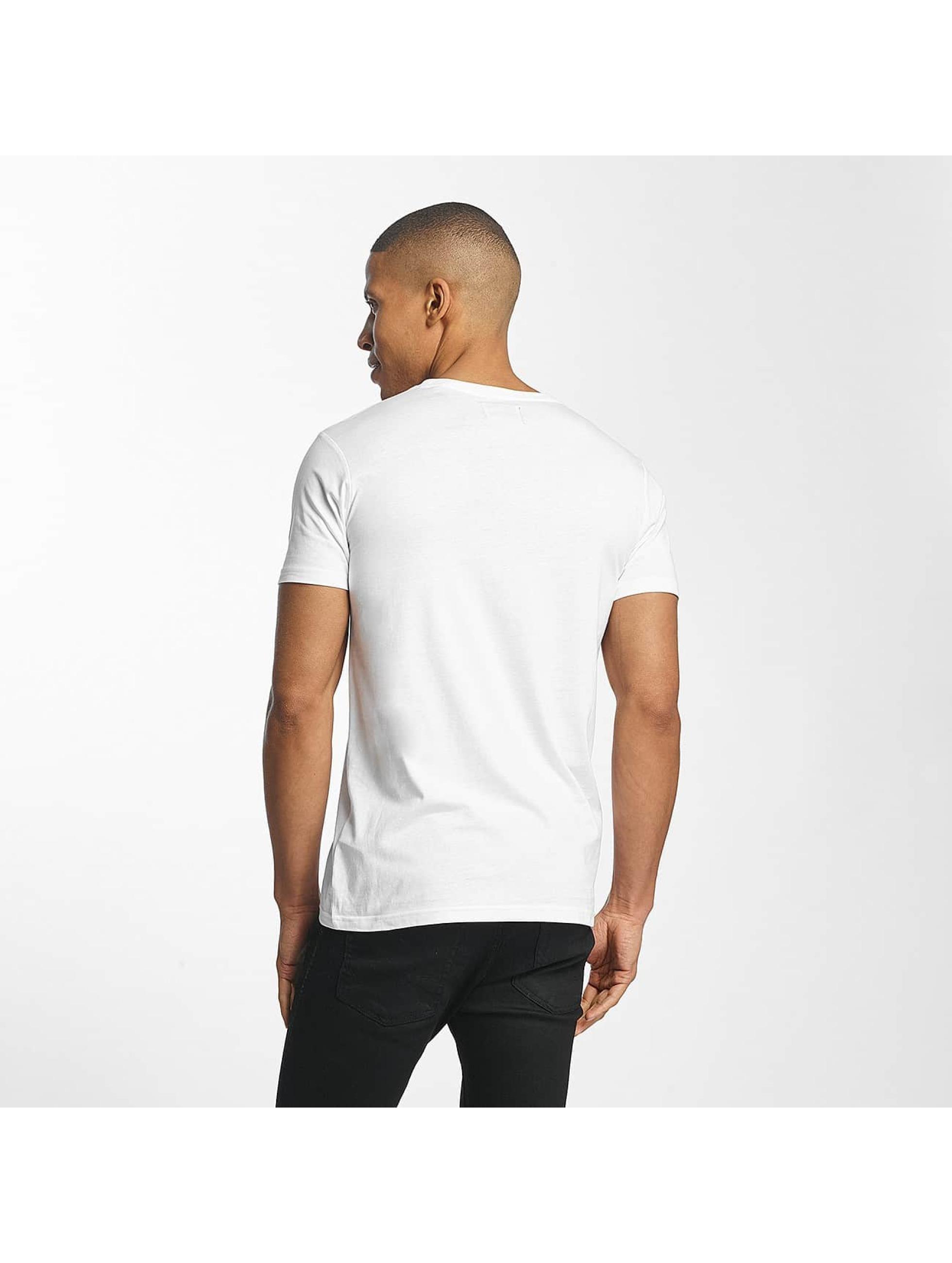 SHINE Original T-skjorter Barret Photo Print hvit
