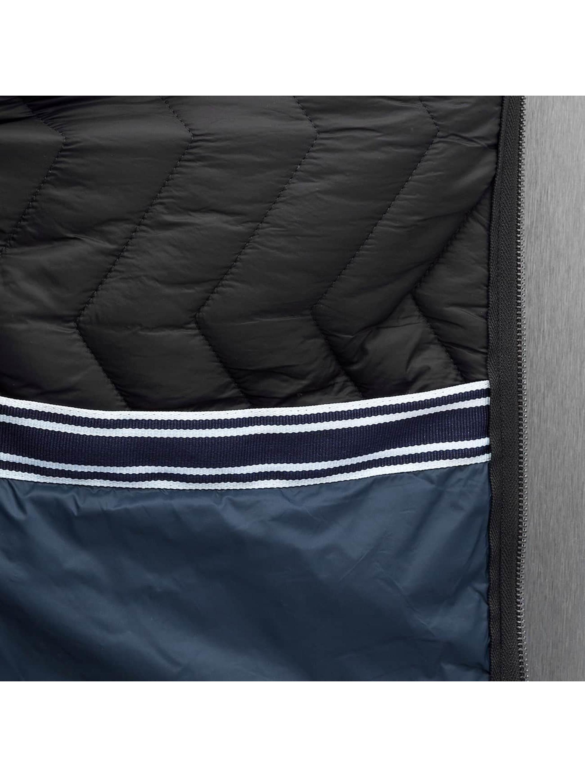 SHINE Original Vinterjakke Quilted blå