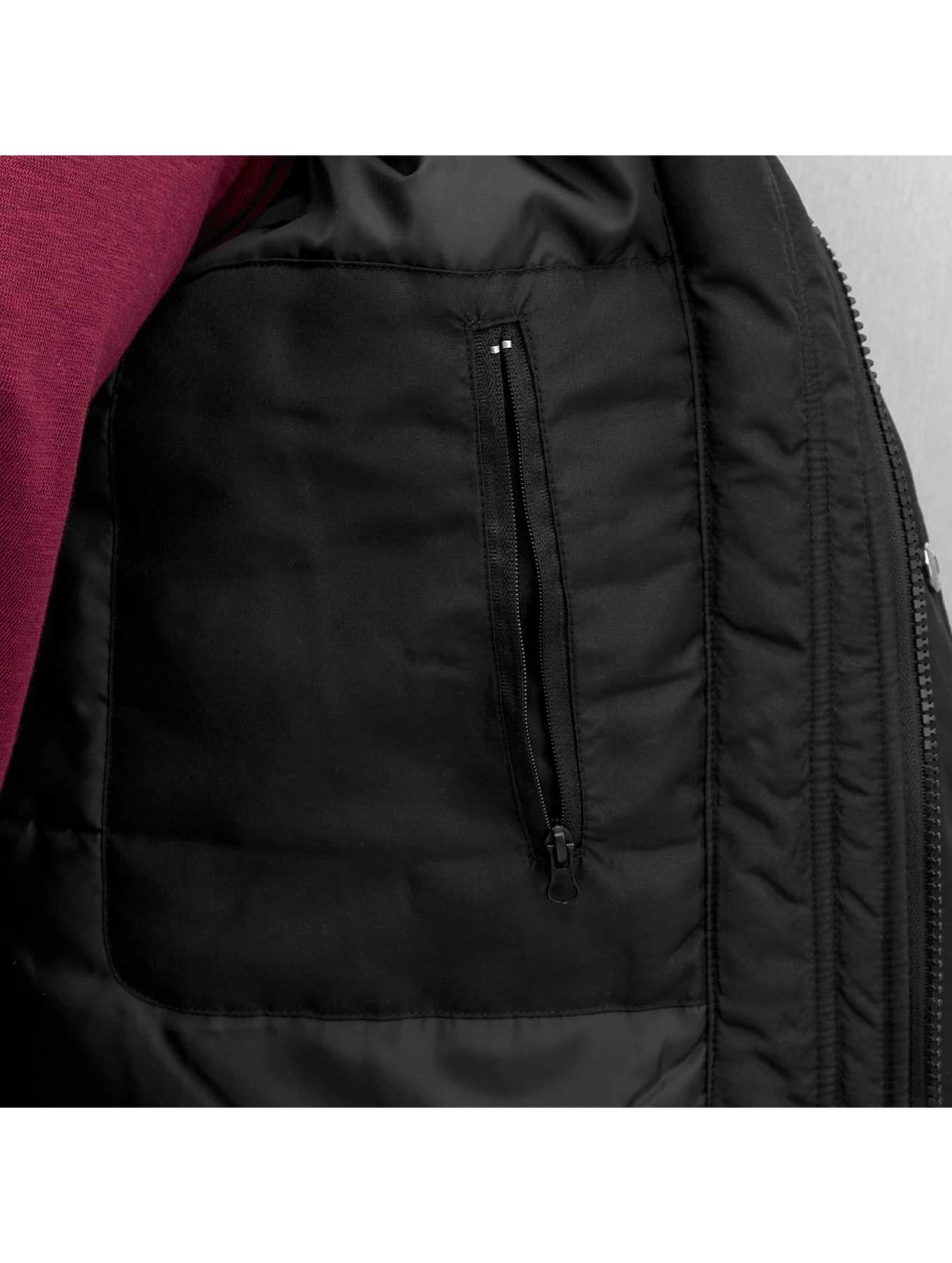 SHINE Original winterjas Blank zwart