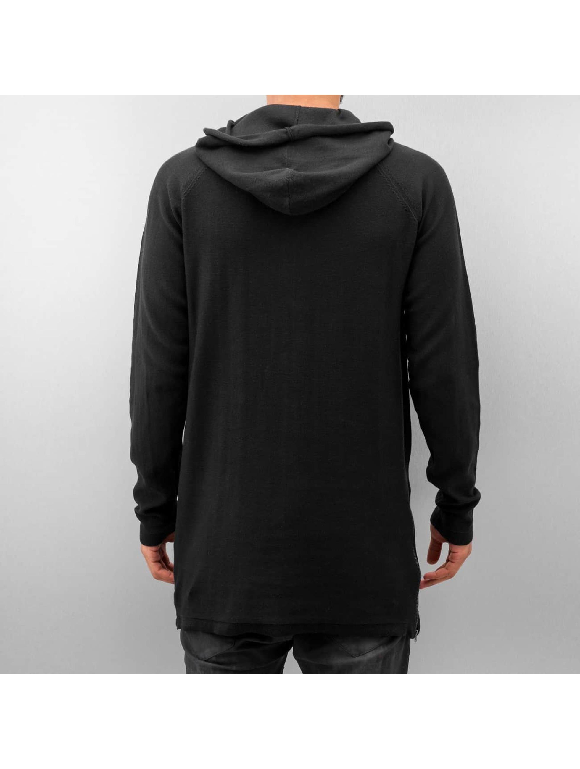SHINE Original Zip Hoodie Reversed черный