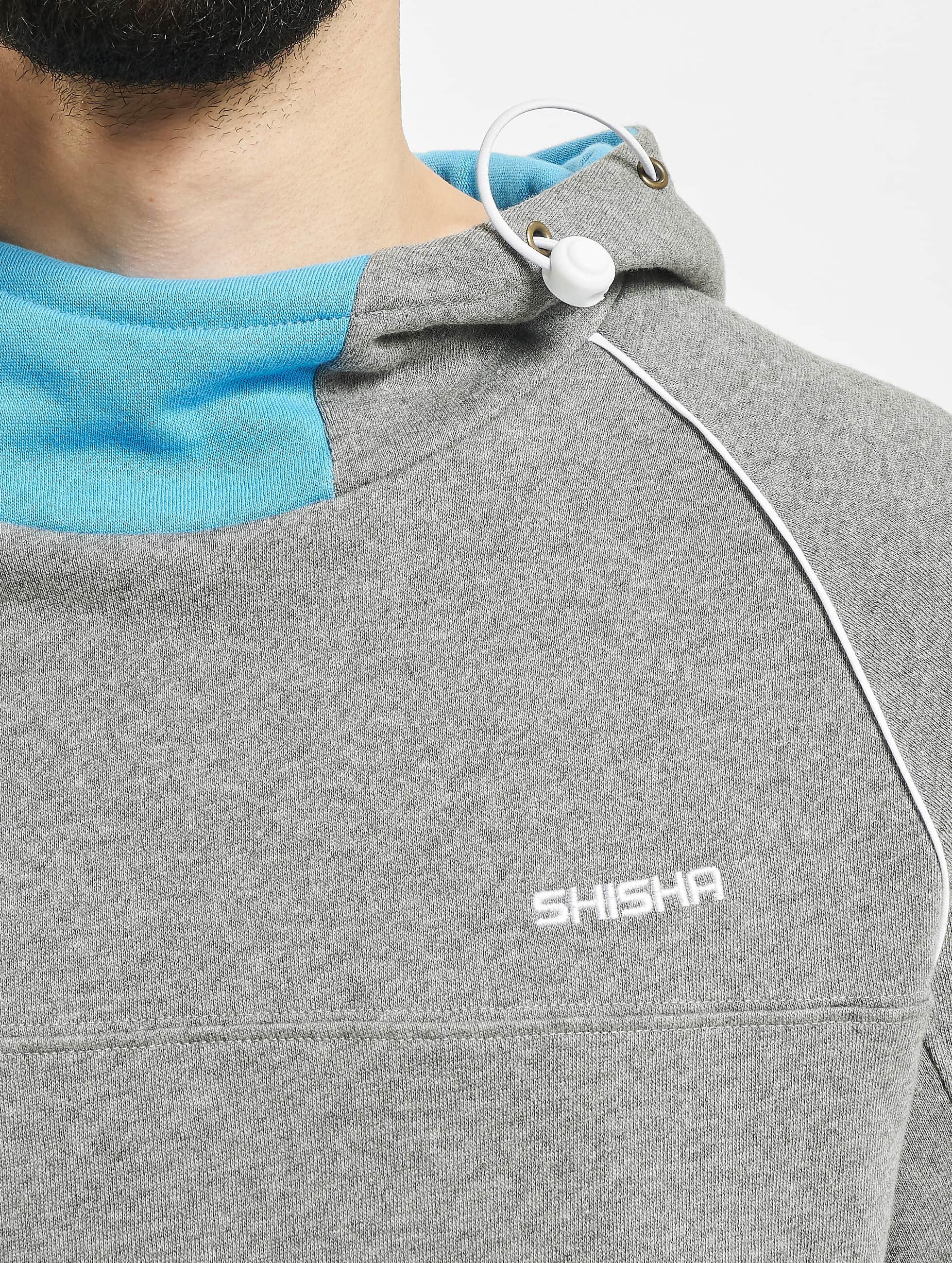 Shisha  Толстовка Storm серый