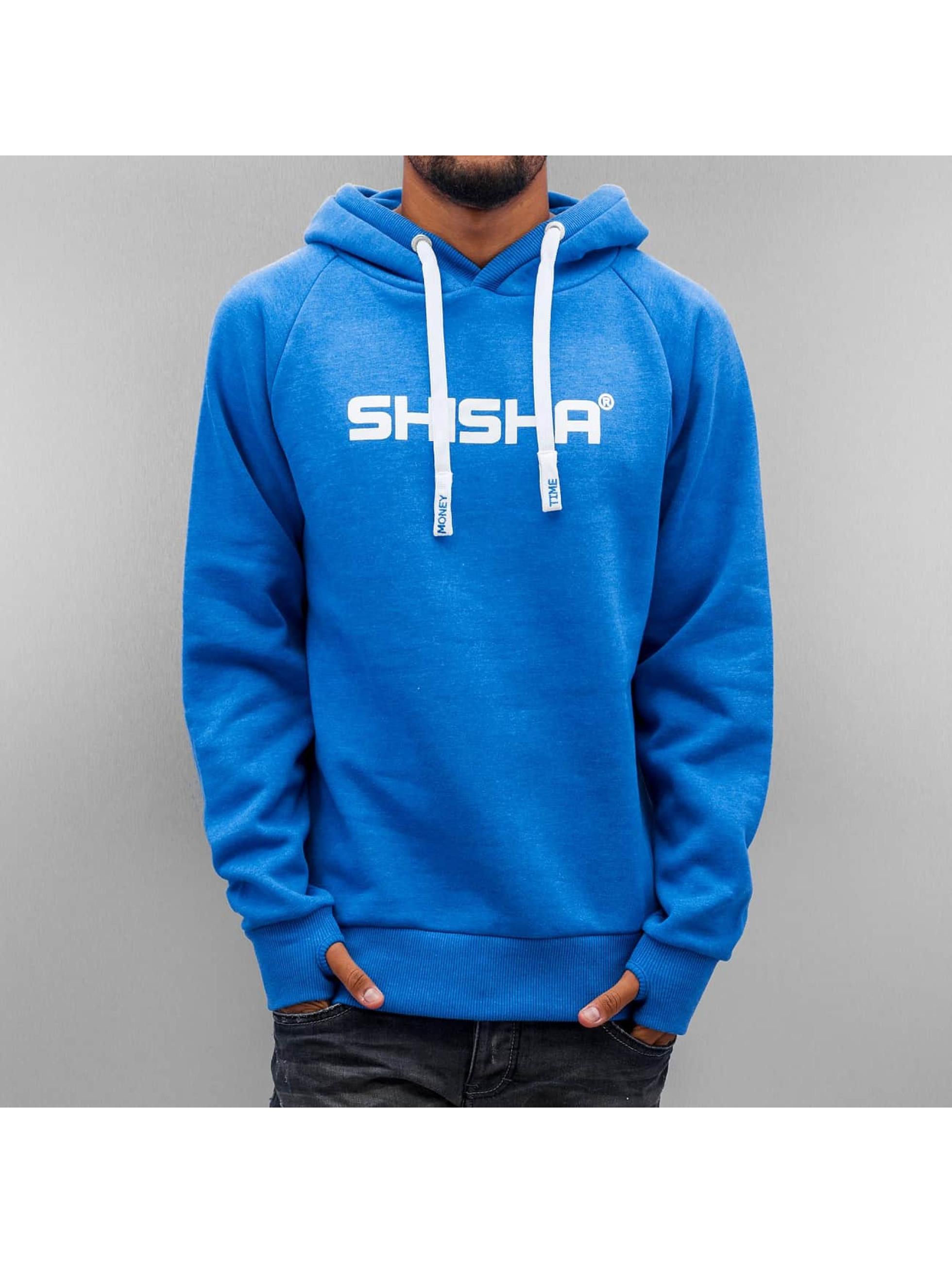 Shisha  Felpa con cappuccio Classic blu