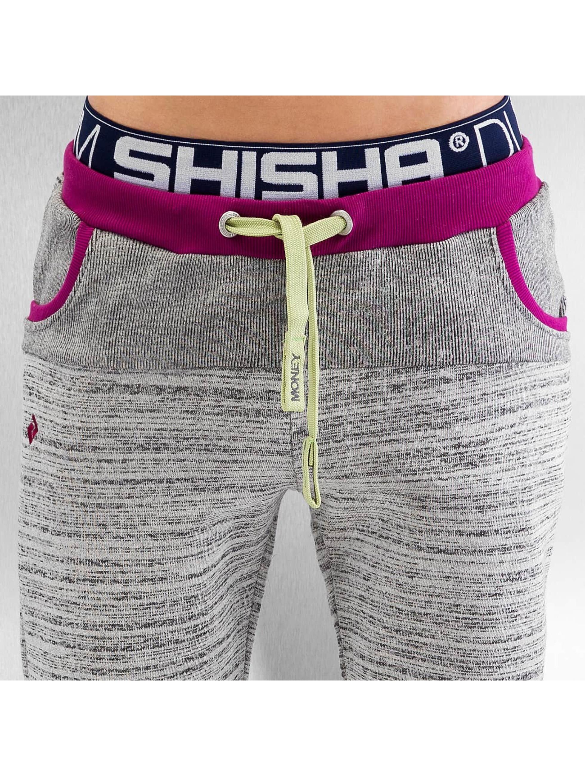 Shisha  joggingbroek Weeken grijs