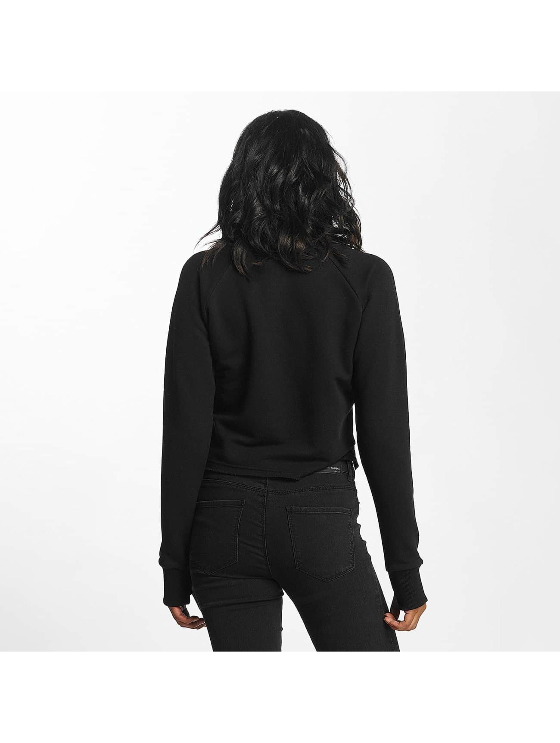 Shisha  Jumper Cropped black