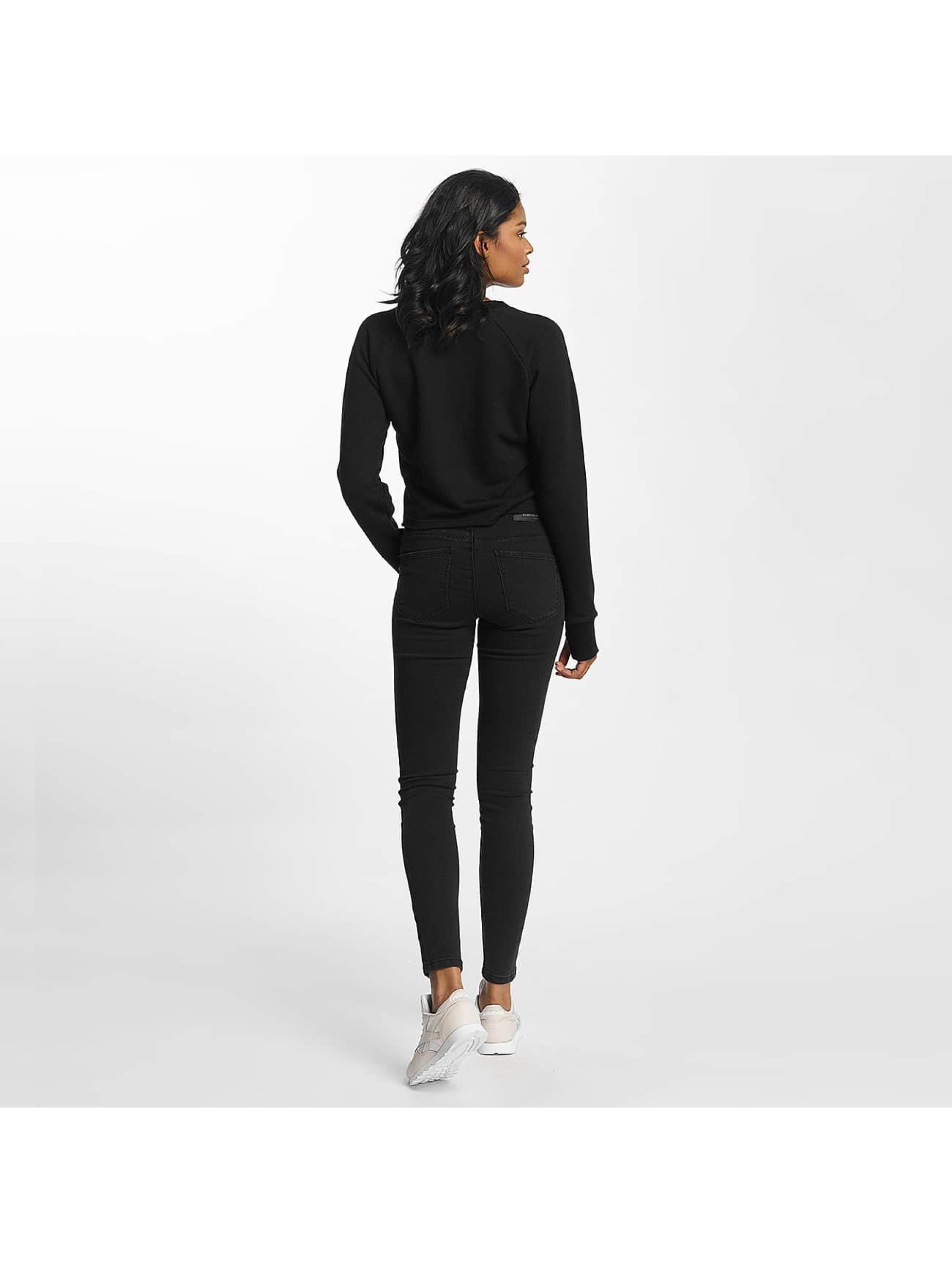 Shisha  Pullover Cropped black