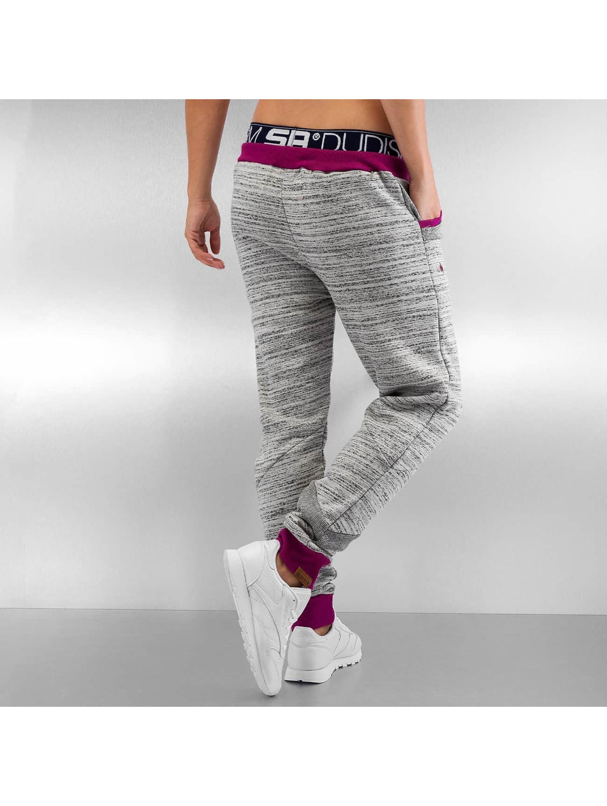 Shisha  Spodnie do joggingu Weeken szary