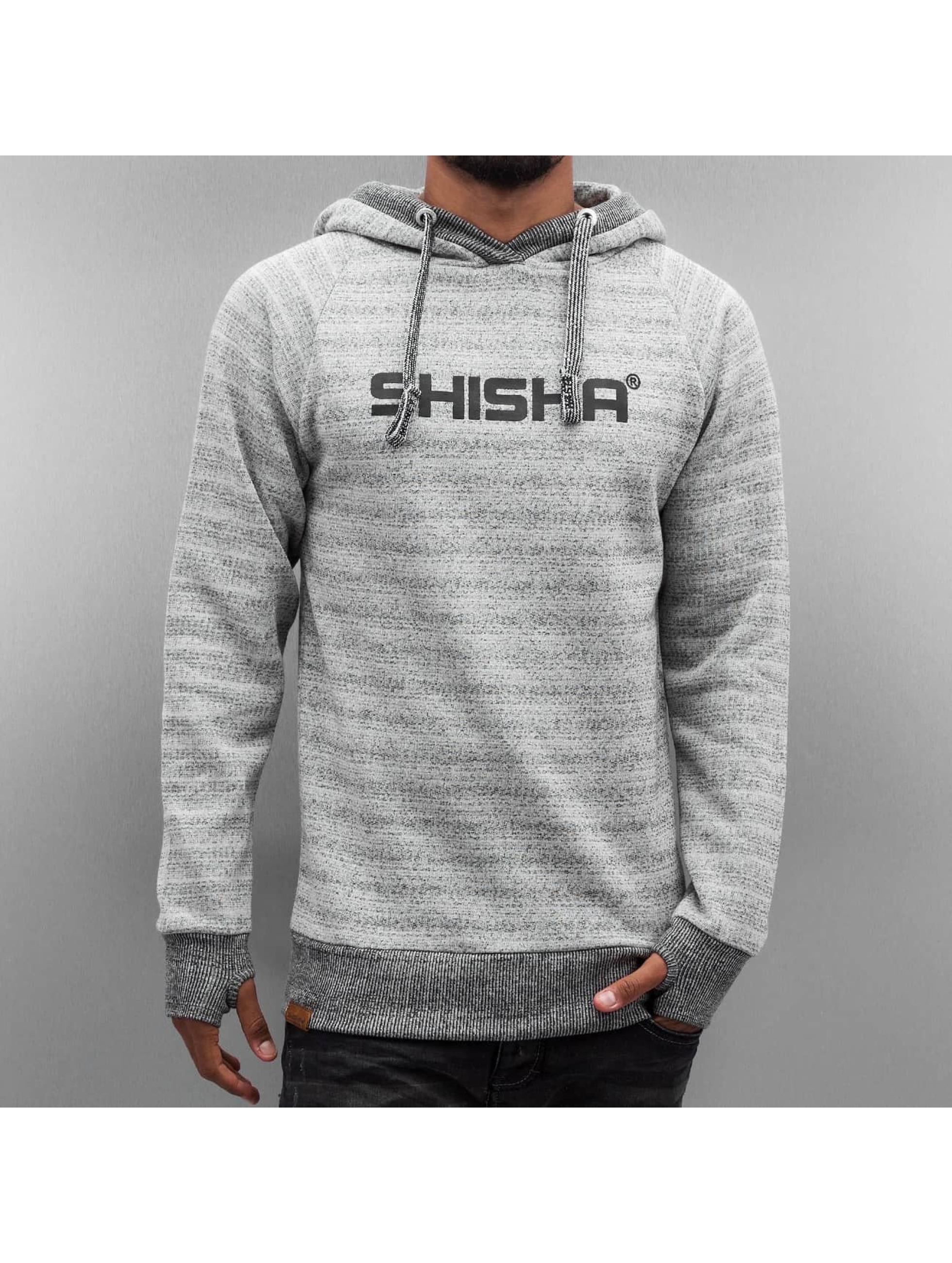 Shisha  Sweat capuche Classic gris