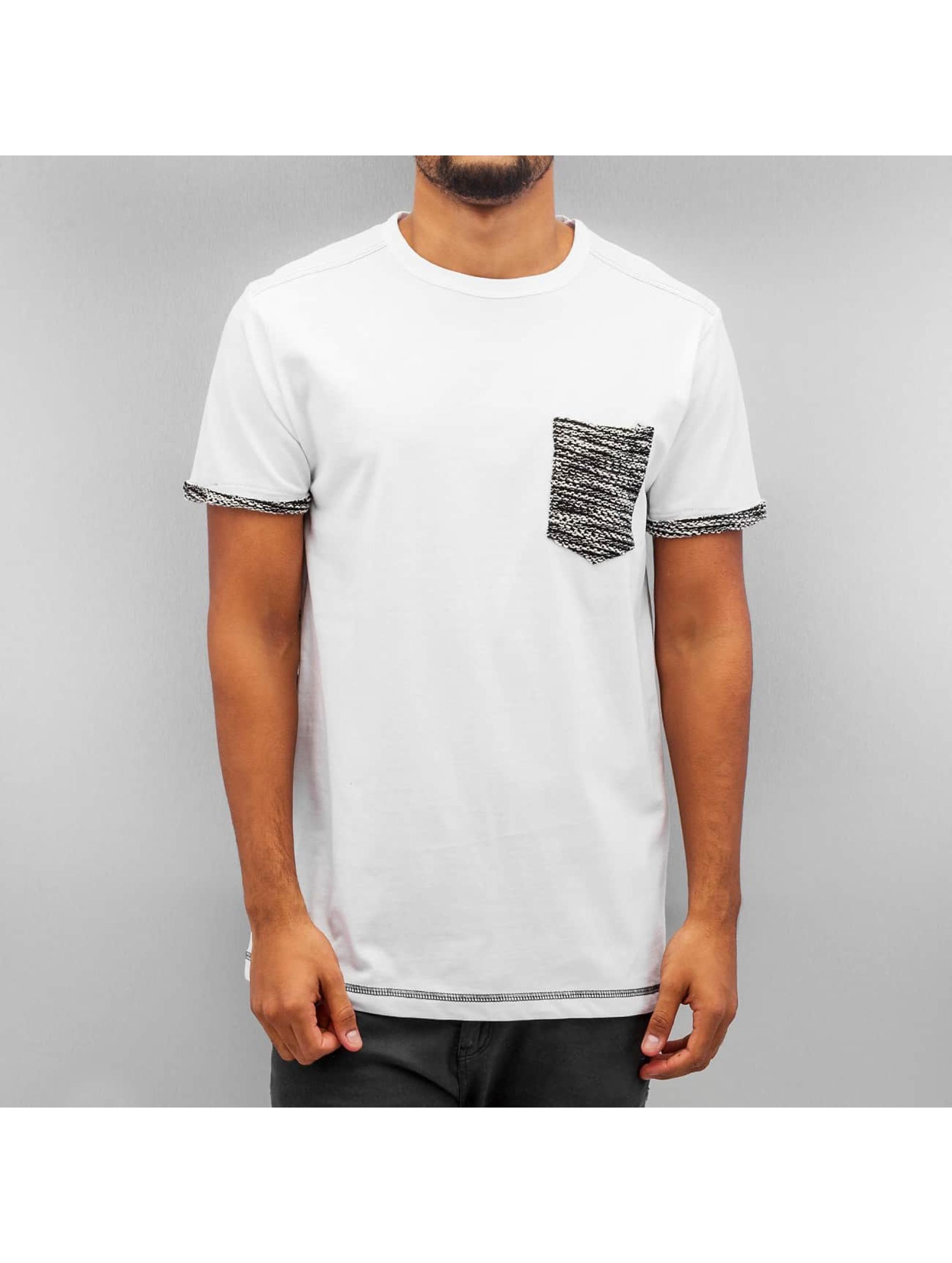 Shisha  T-Shirt Akraat weiß