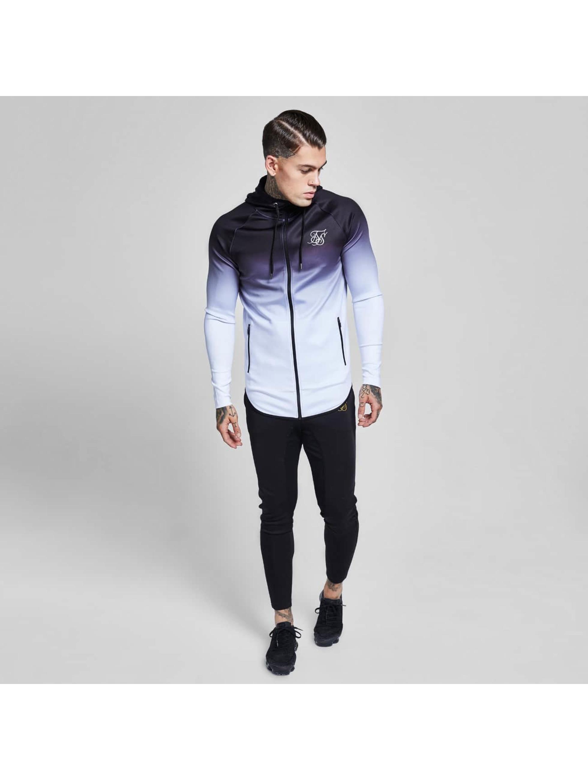 Sik Silk Lightweight Jacket Athlete Through black