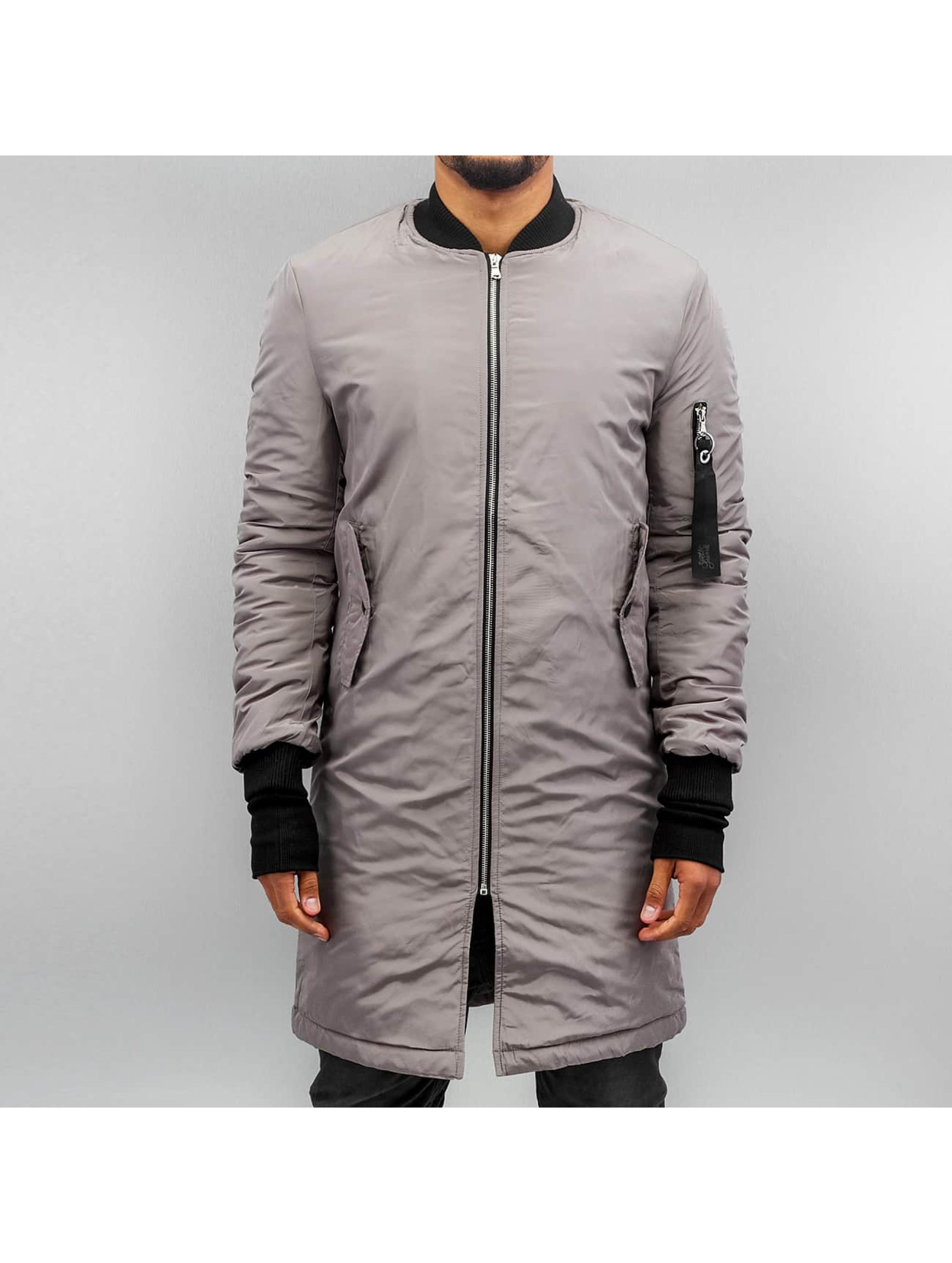 Sixth June Демисезонная куртка Bomber серый